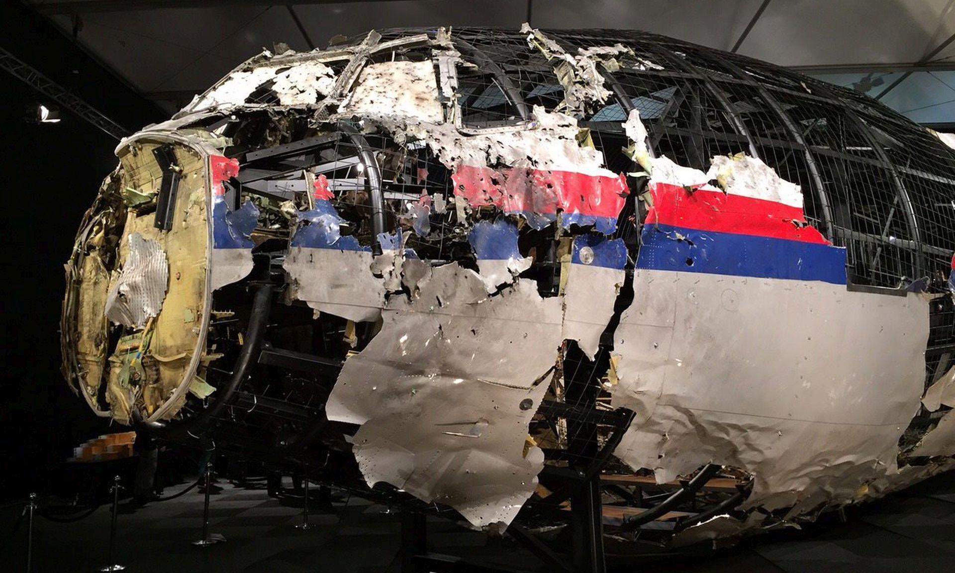 MH17: Obitelji žrtava tuže Putina i Rusiju