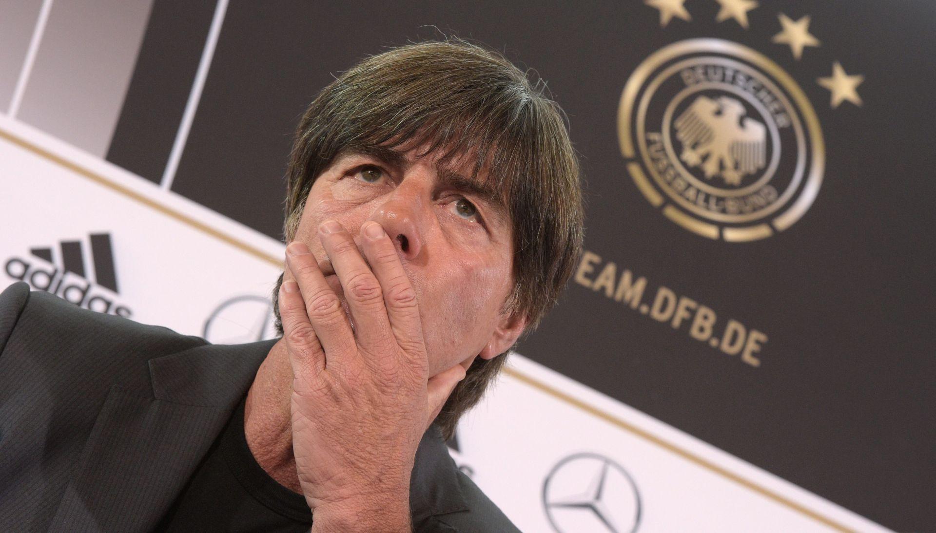 KONAČNI POPIS LÖWA Njemačka na EURO bez Reusa
