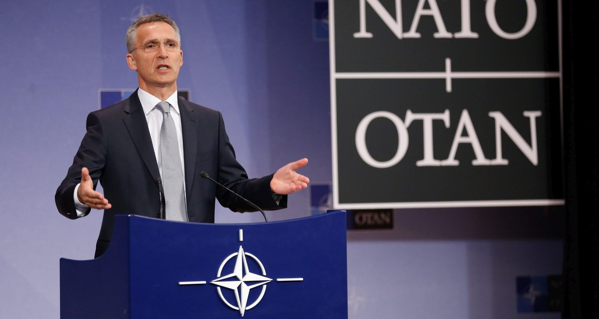 STOLTENBERG: NATO ovaj tjedan donosi odluke o borbi protiv IS-a