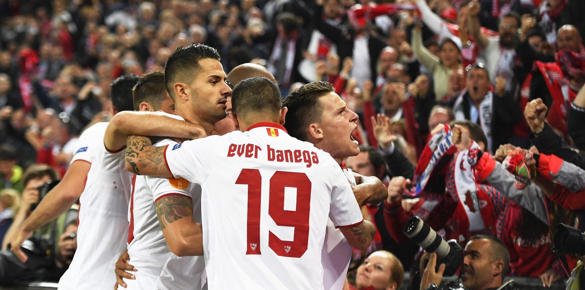 ZA POVIJEST Nevjerojatnim preokretom Sevilla osvojila Europa ligu treći put zaredom
