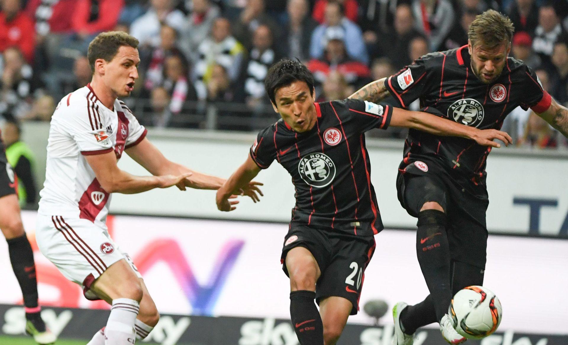 BUNDESLIGA Frankfurt i Nürnberg remizirali u prvoj utakmici playoffa