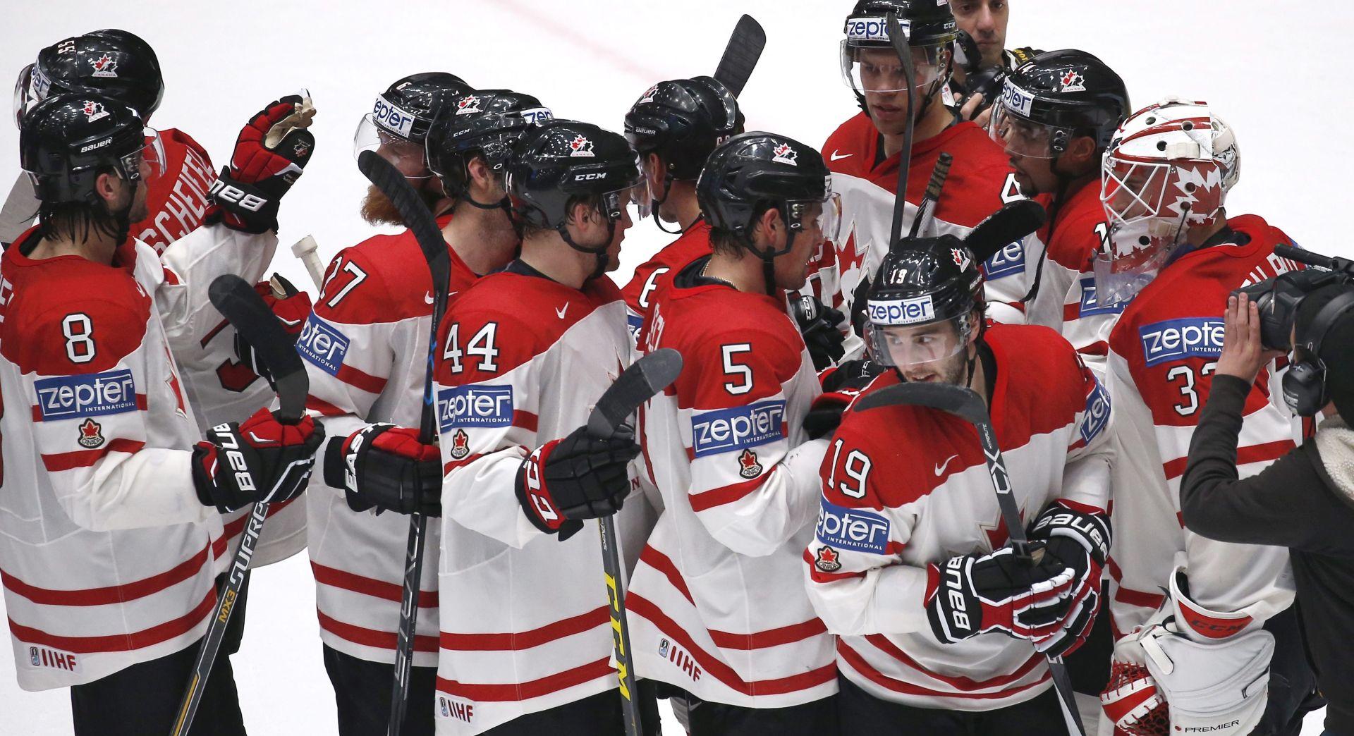 SVJETSKO PRVENSTVO U HOKEJU U finalu Finska i Kanada