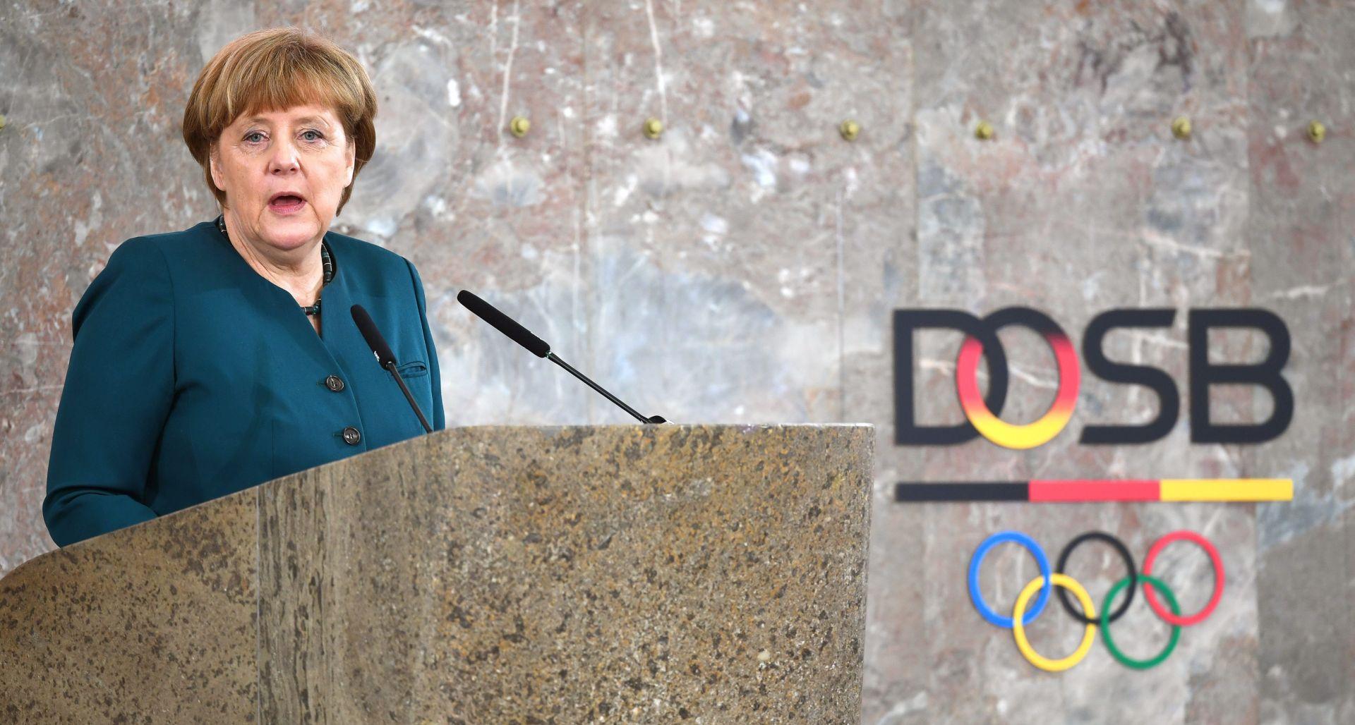 Merkel za bolju koordinaciju humanitarne pomoći uoči UN-ova summita