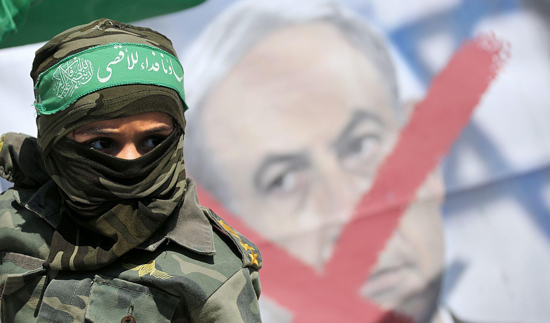 POJAS GAZE Hamas pogubio trojicu muškaraca