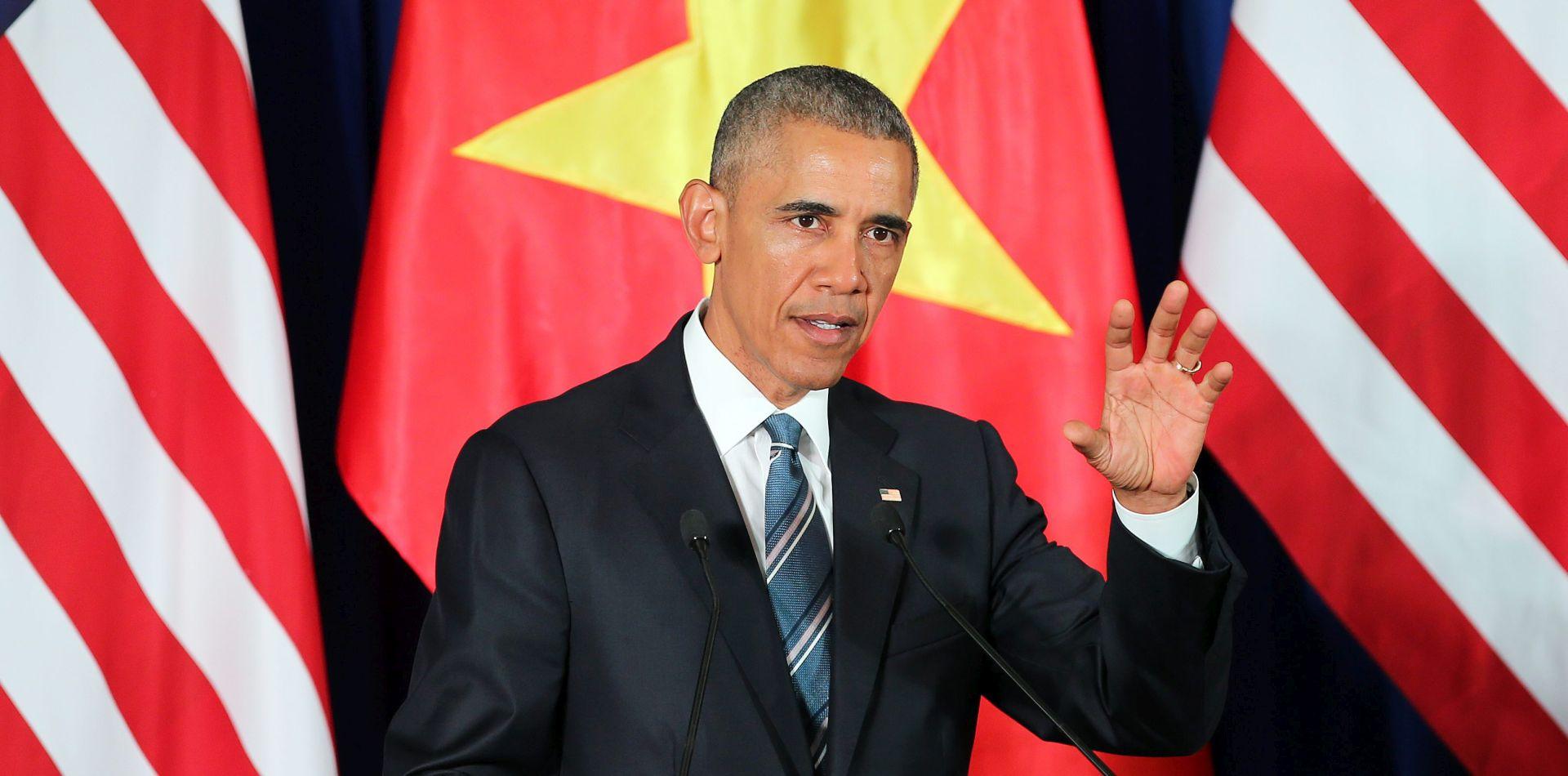 BARACK OBAMA 'SAD ukida embargo na oružje Vijetnamu'
