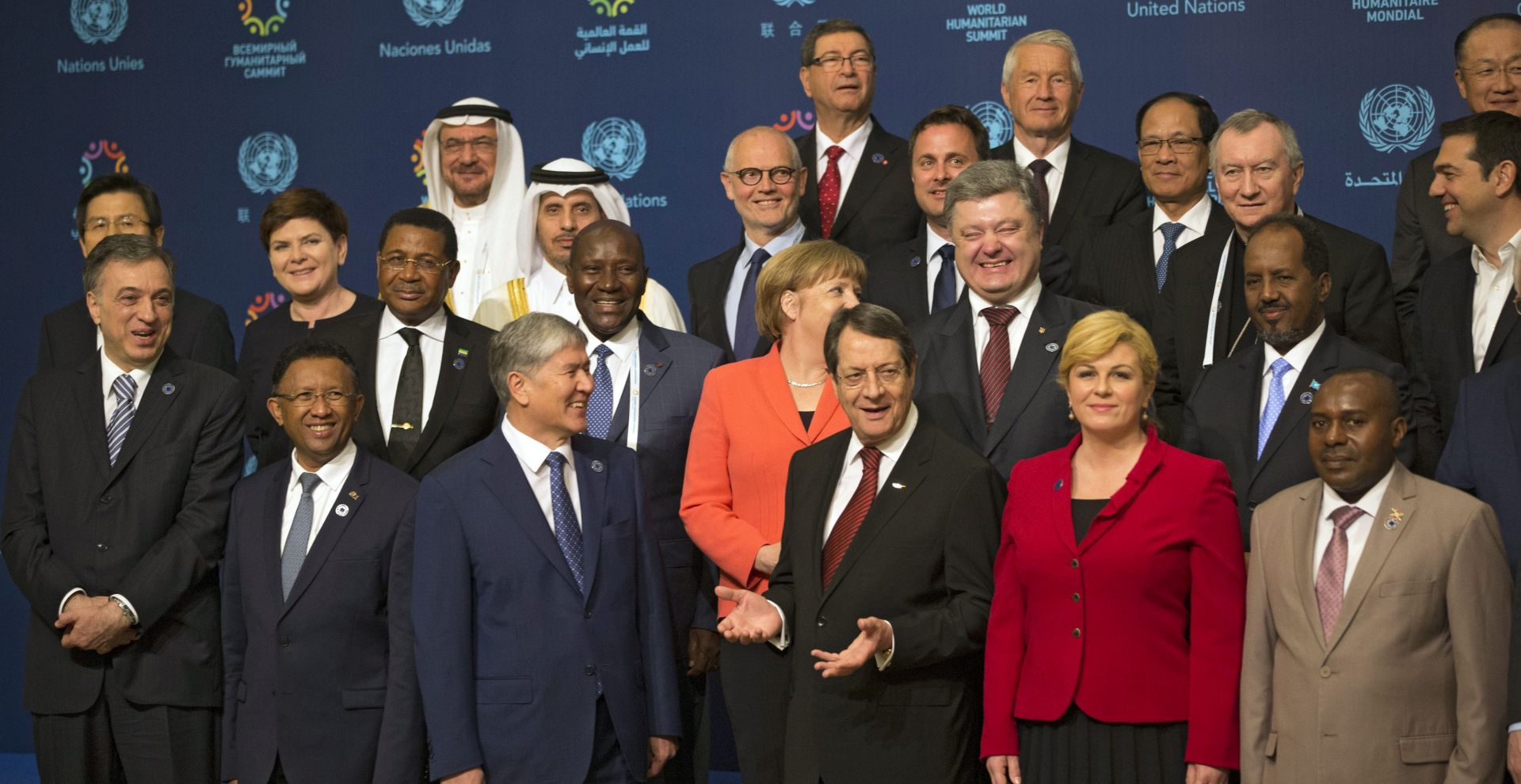 Počeo UN-ov humanitarni summit: Svijet pred najvećim izazovom od Drugog svjetskog rata