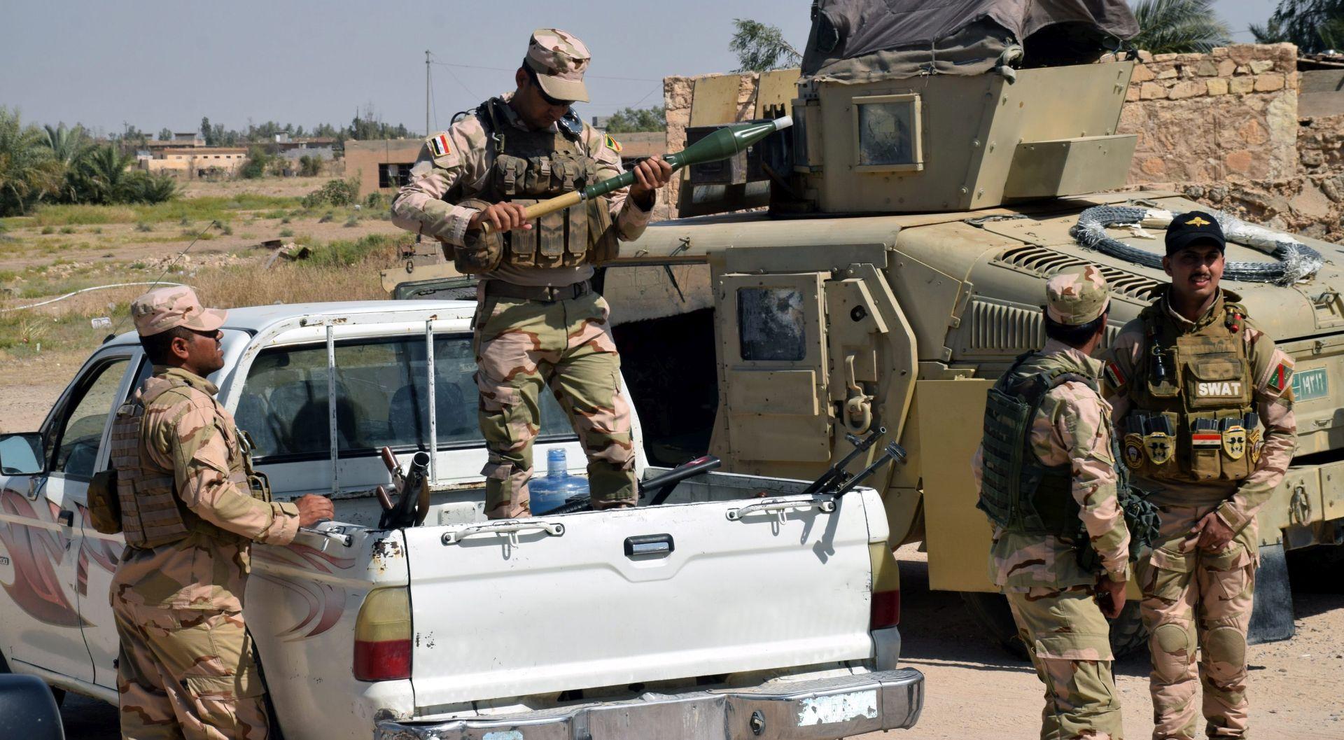 UŠLI U GRAD Iračke snage pokrenule napad na Faludžu