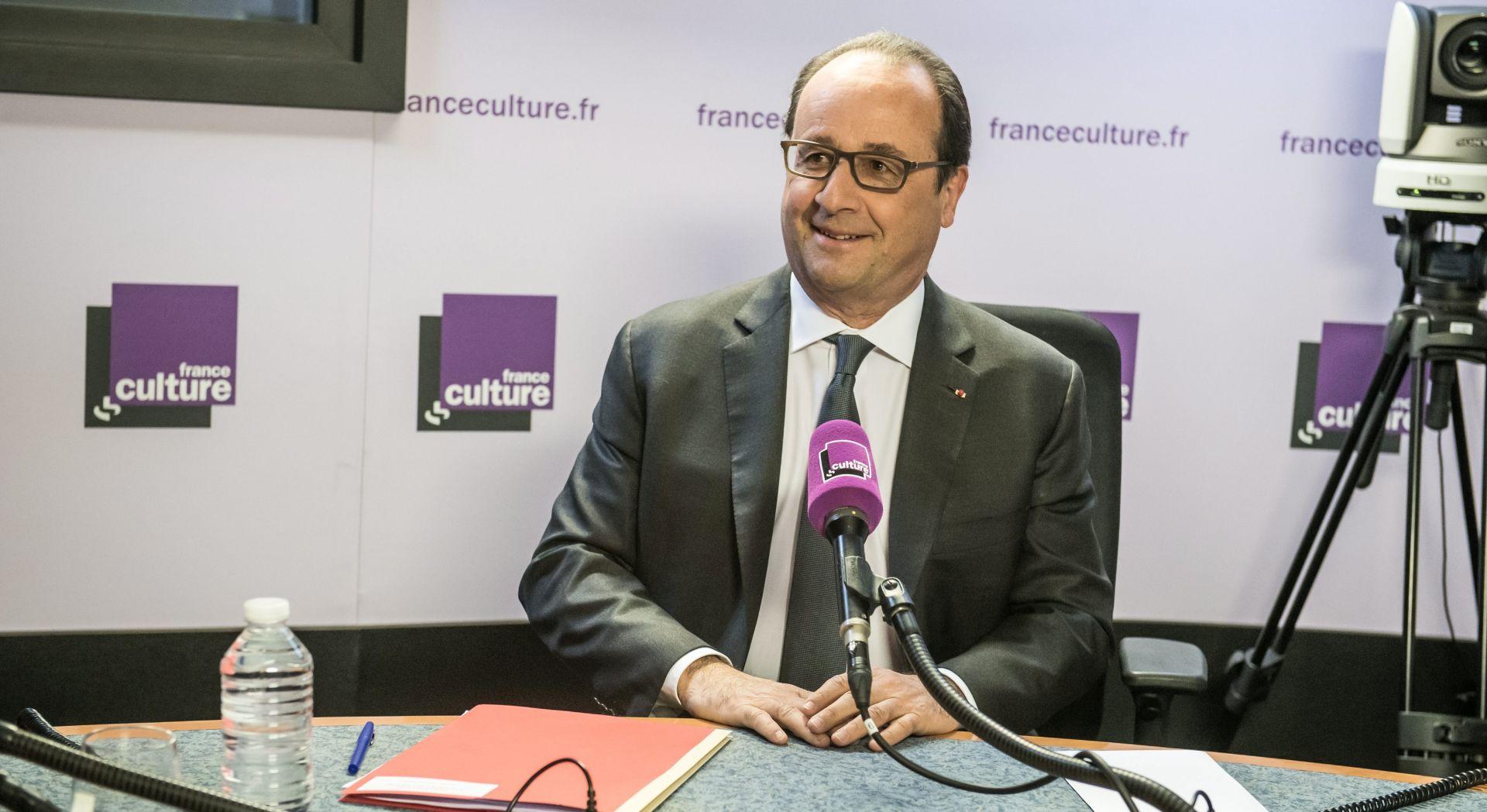 Hollande smatra kako Brexit ne bi smio ugroziti slobodno kretanje Europom