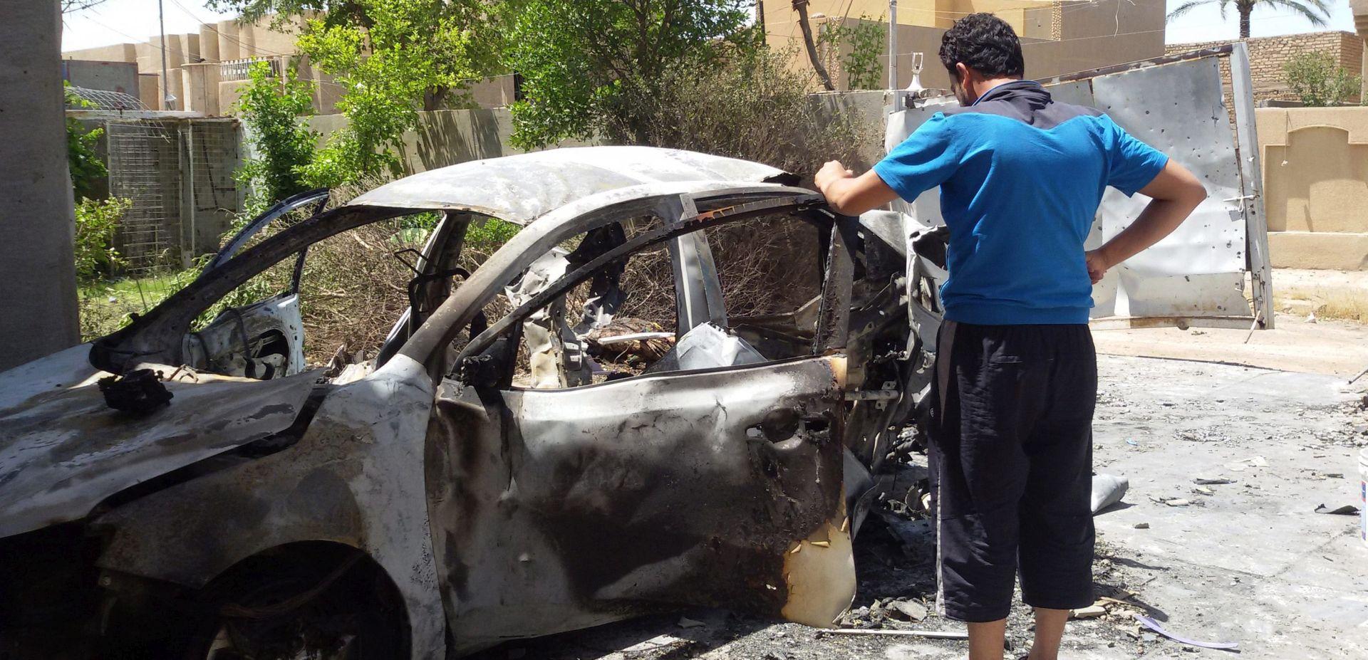 UN zabrinut zbog sudbine 50 tisuća civila u Falluji