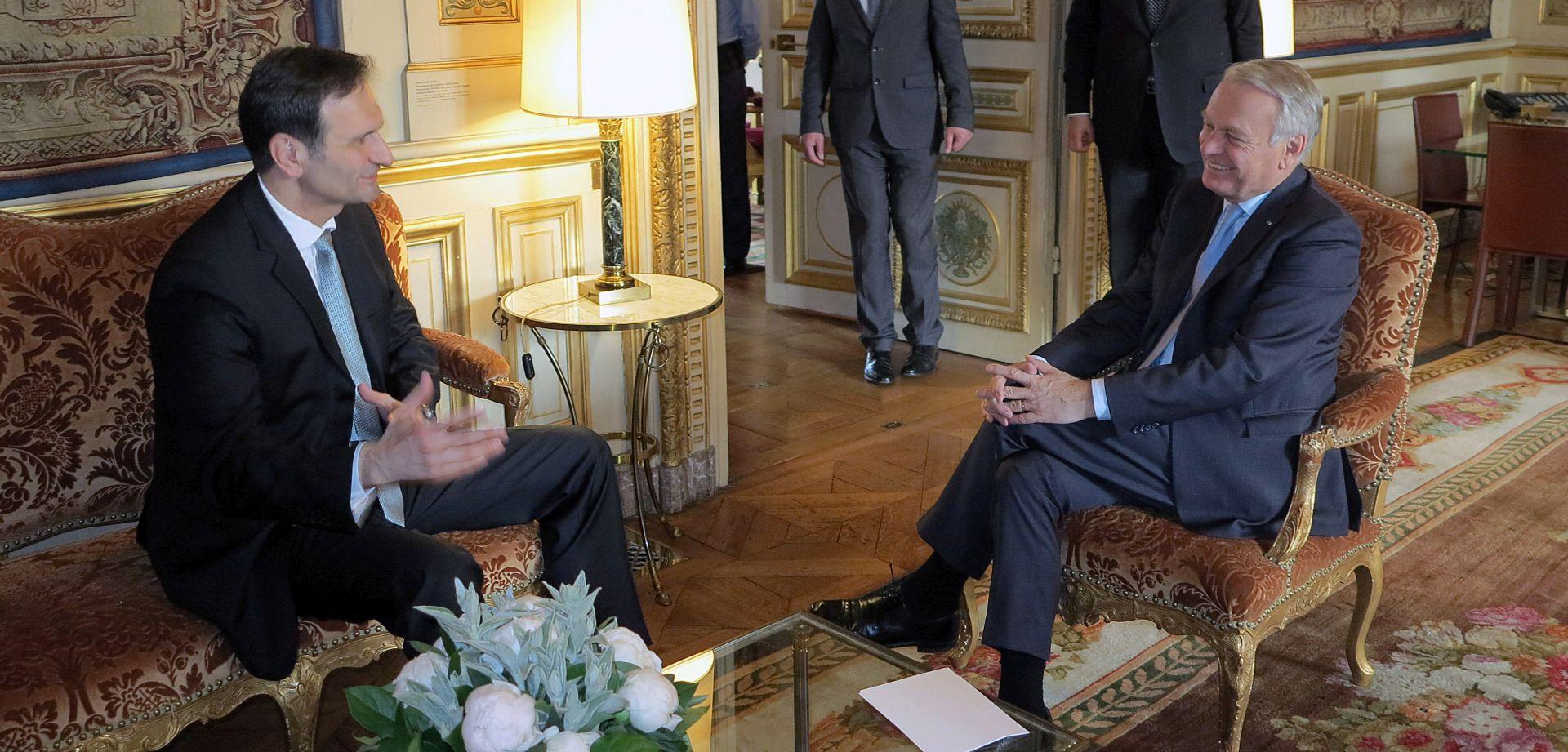 MIRO KOVAČ U PARIZU 'Ponosni smo na odnose s Francuskom'