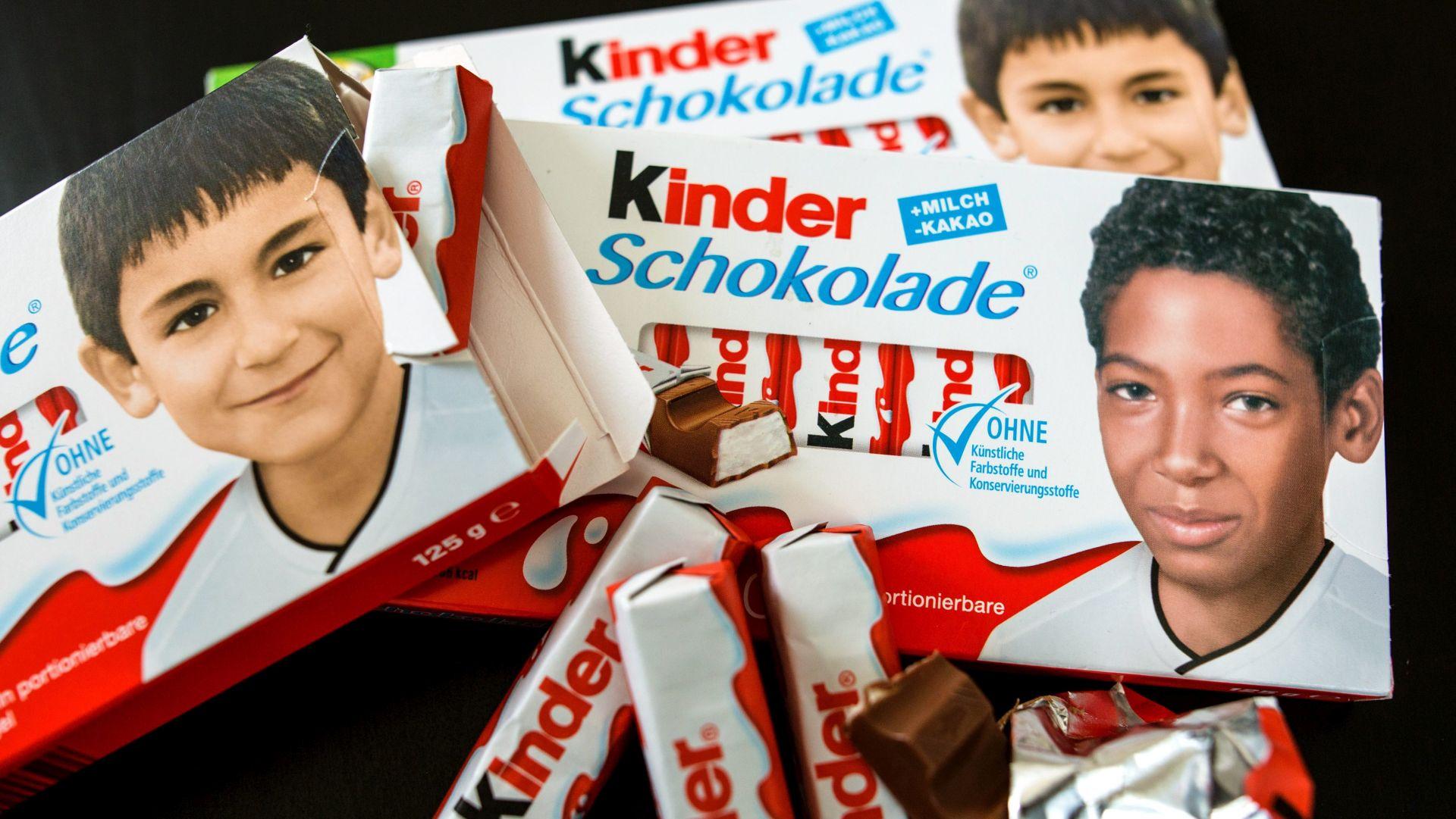 Pegida se protivi čokoladama s 'nepodobnim' njemačkim nogometašima