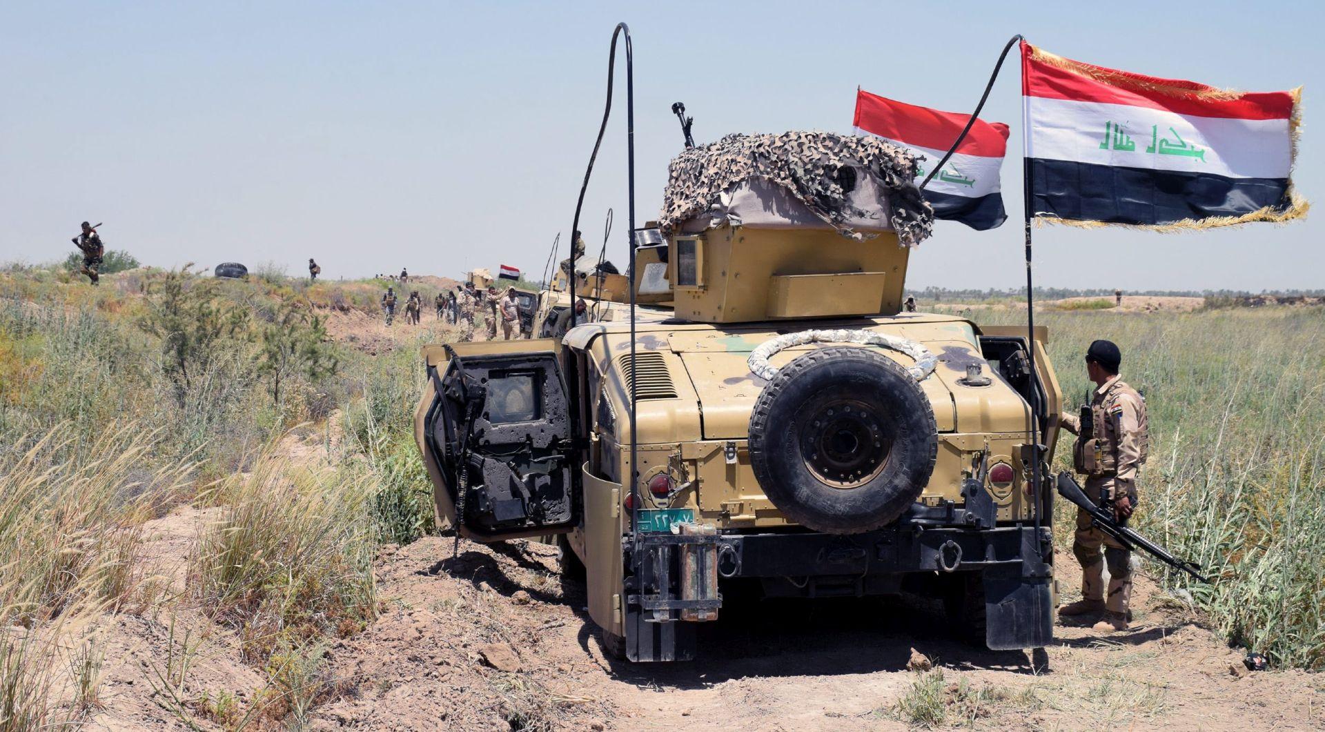 Protudžihadističke snage napreduju u Siriji i u Iraku