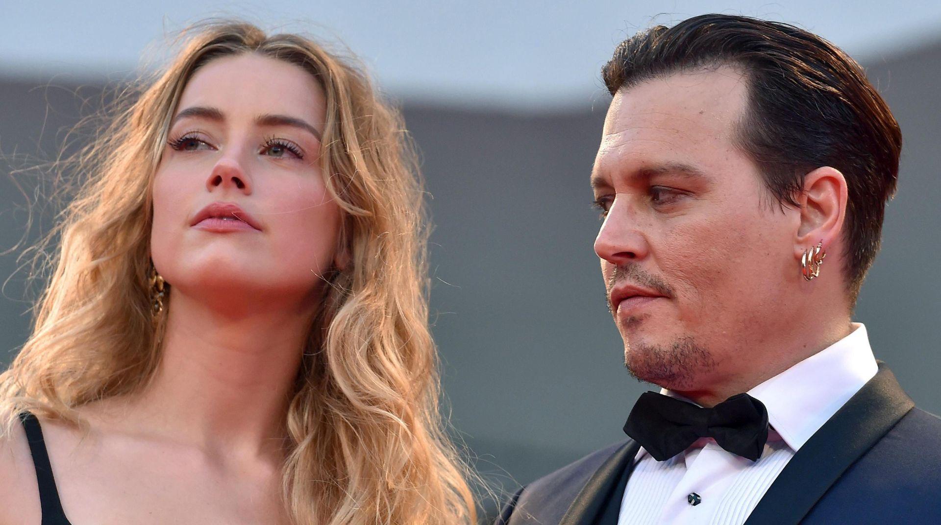 DEPPU ZABRANA PRISTUPA Bivša supruga Amber Heard optužila ga za nasilje