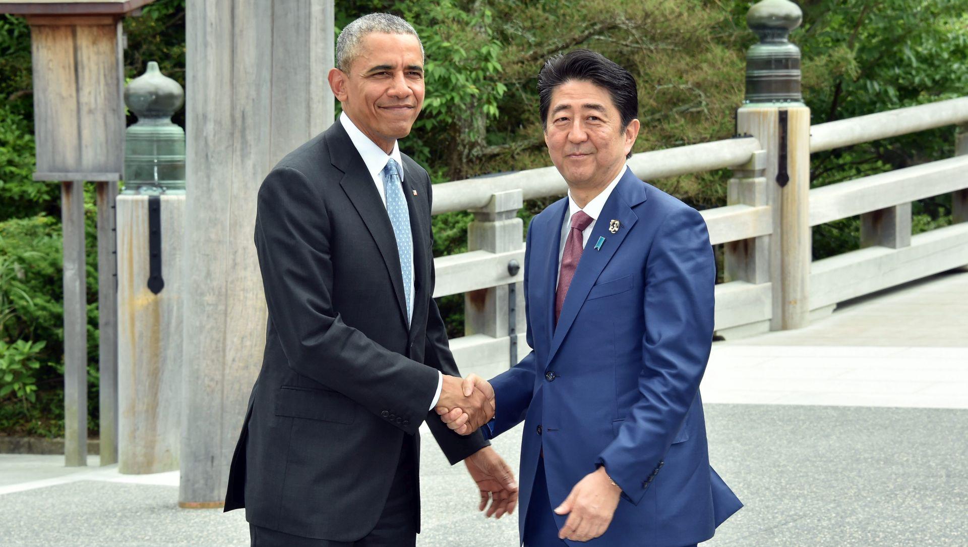 Obama danas dolazi u povijesni posjet Hirošimi