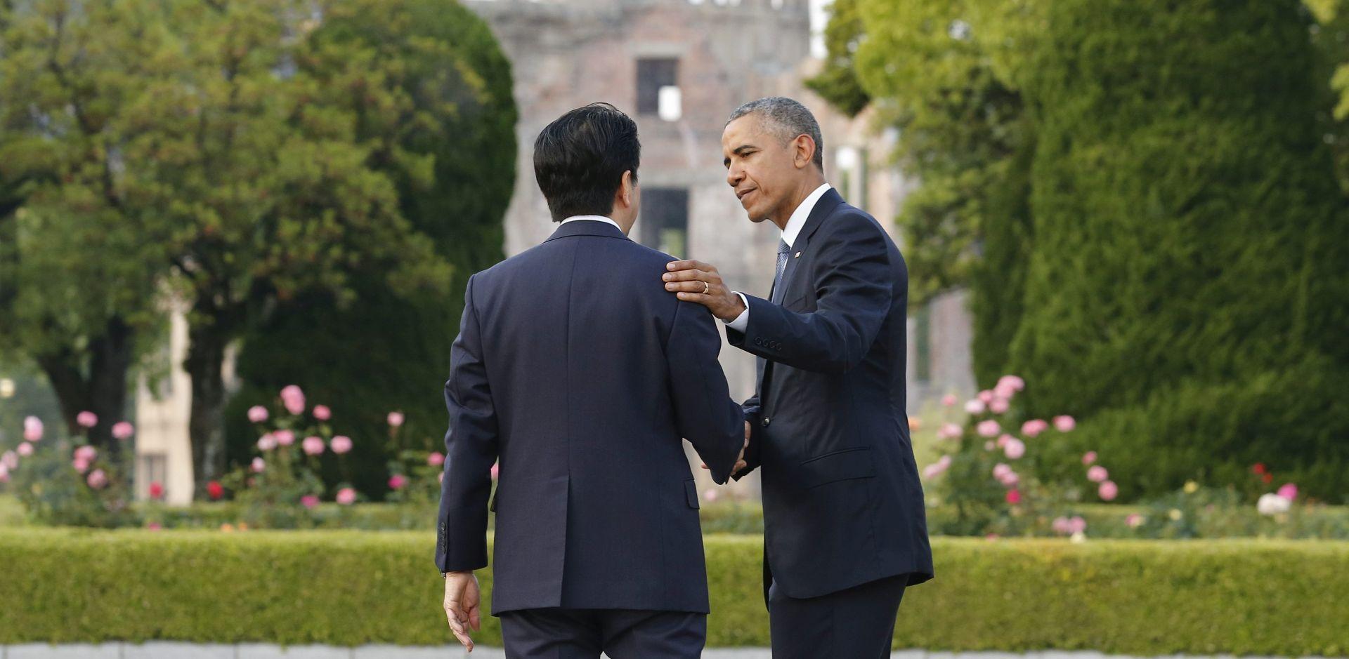 Barack Obama u Hirošimi pozvao na svijet bez nuklearnog oružja