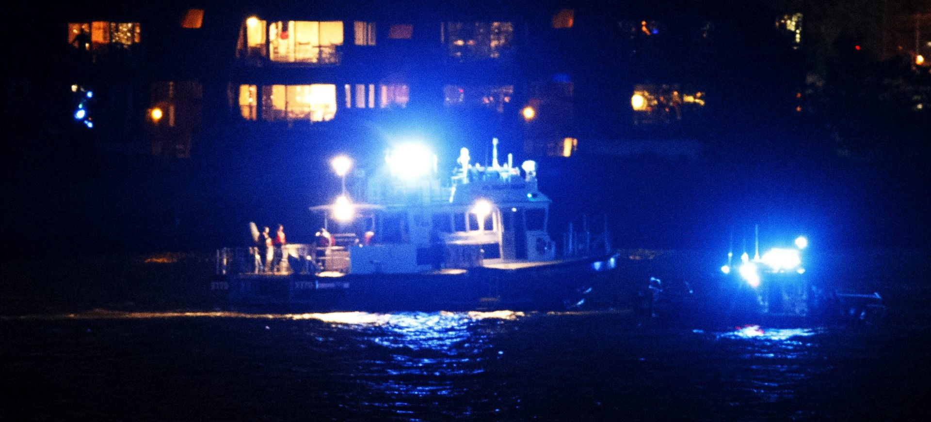 Avion se srušio u rijeku Hudson, jedna osoba poginula