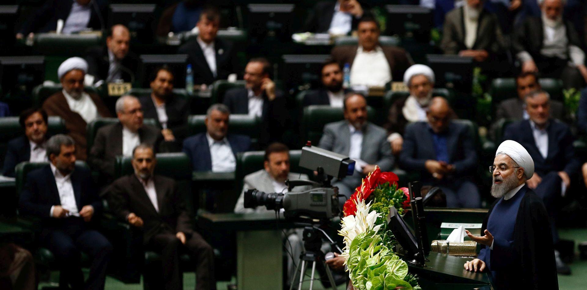 Novi iranski parlament stupio na dužnost