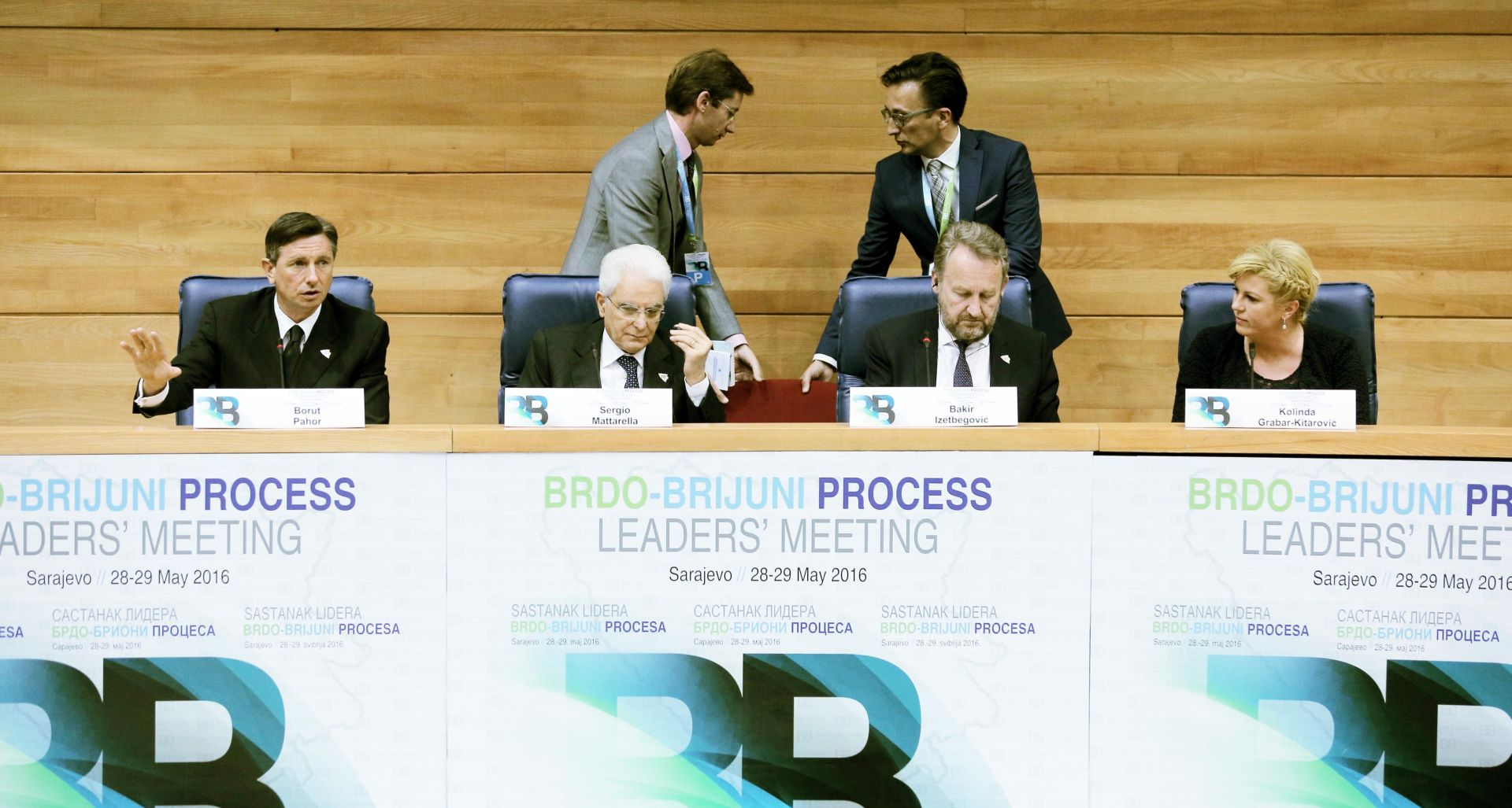 """Delo"" o sarajevskom summitu: Proces pomirenja na Balkanu usporen, treba se okrenuti gospodarstvu"
