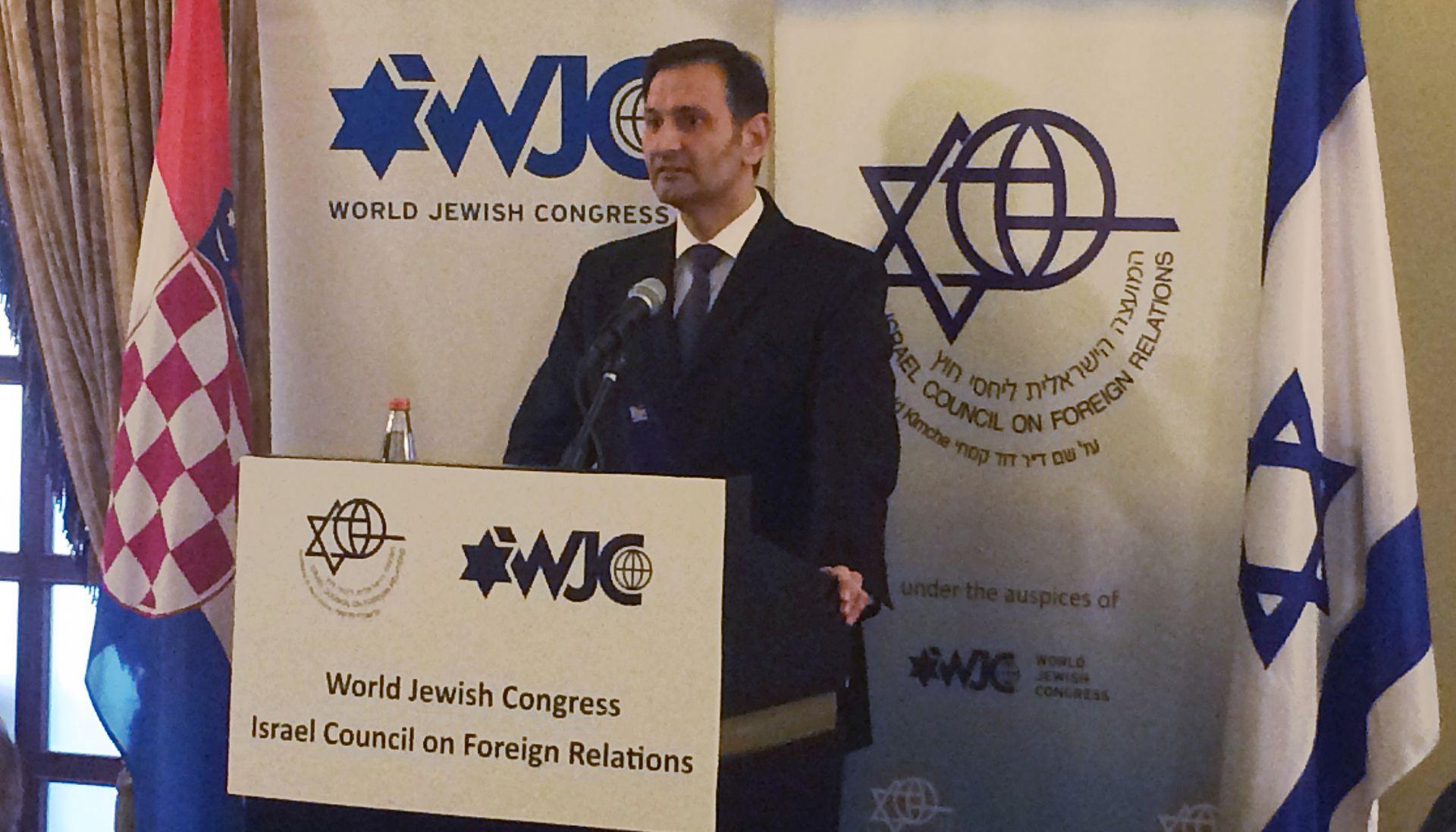 Kovač: Želimo posebne odnose s Izraelom, odbacujemo percepciju rastućeg fašizma