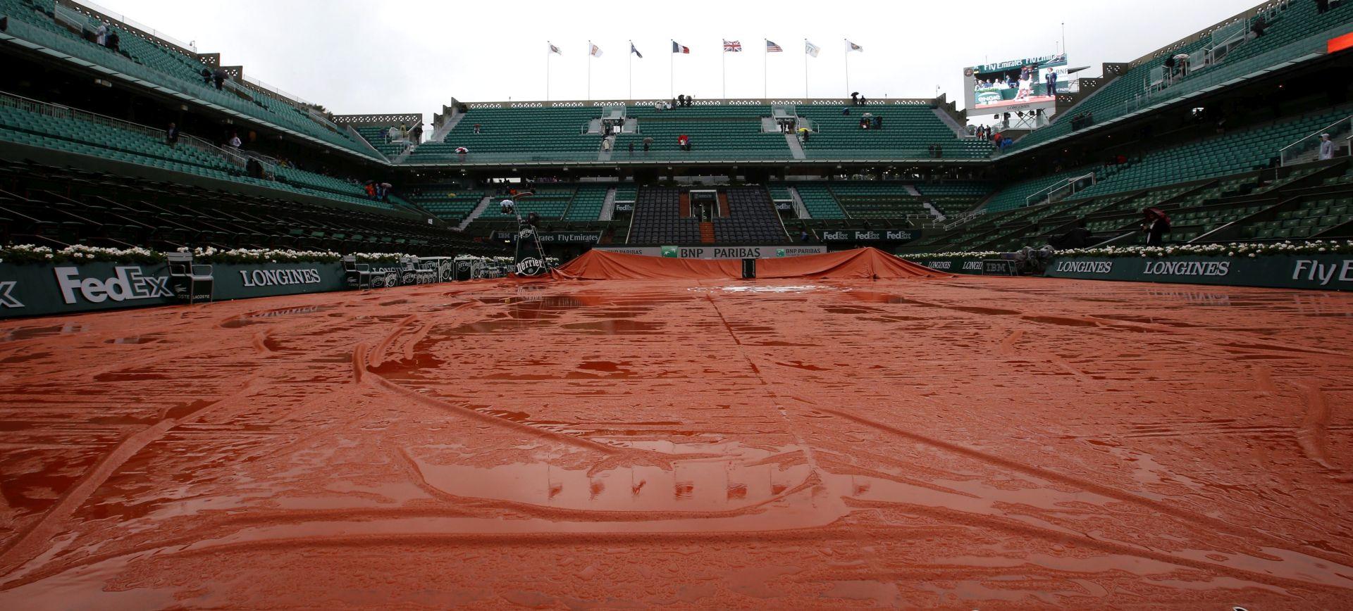 Roland Garros: Povećan nagradni fond