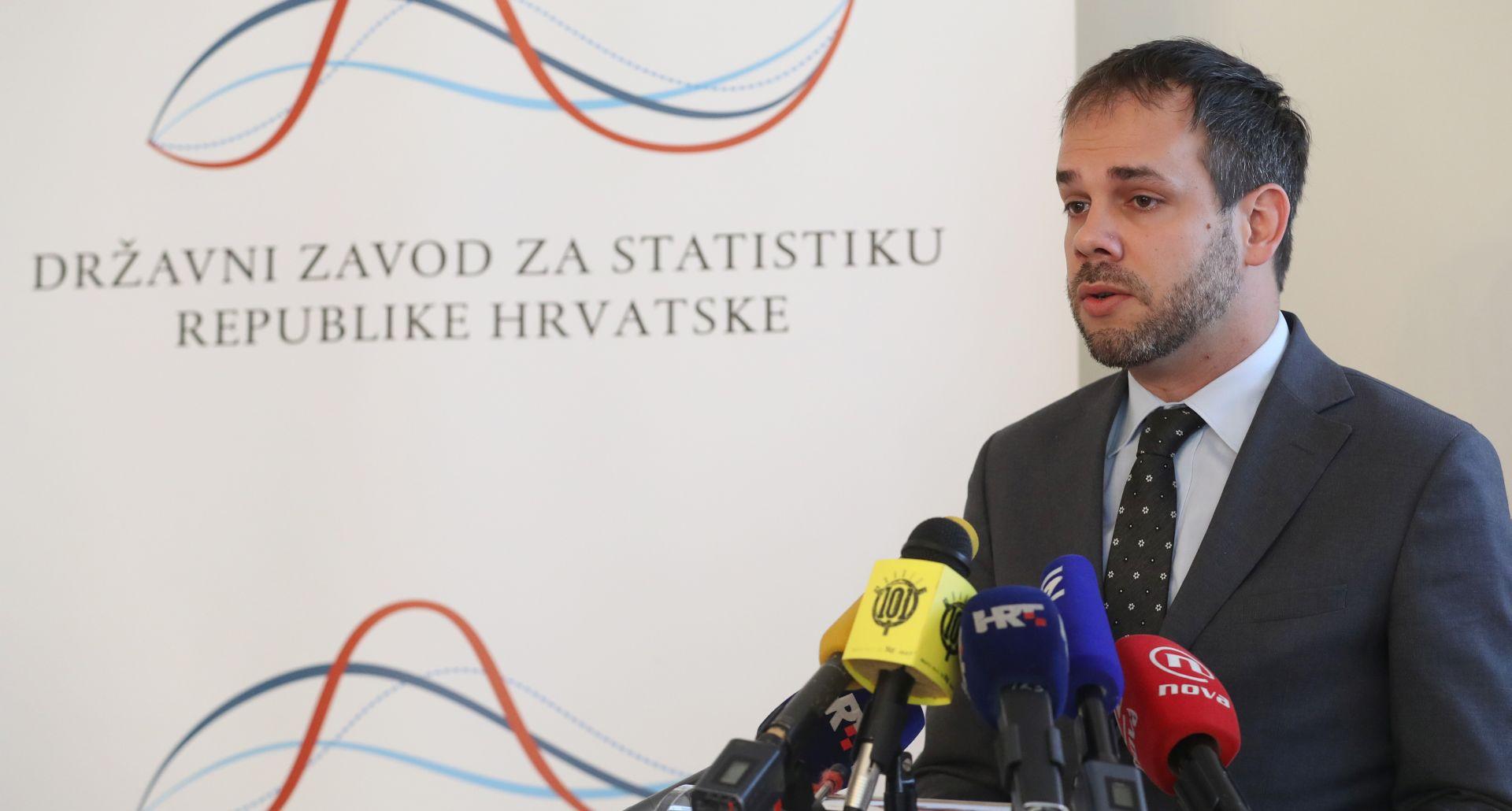 MARKO KRIŠTOF 'Rast hrvatskog gospodarstva veći od prosjeka u EU'
