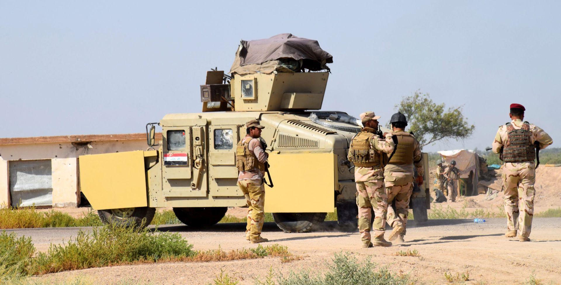 Islamska država u protunapadu na iračke snage u Faludži