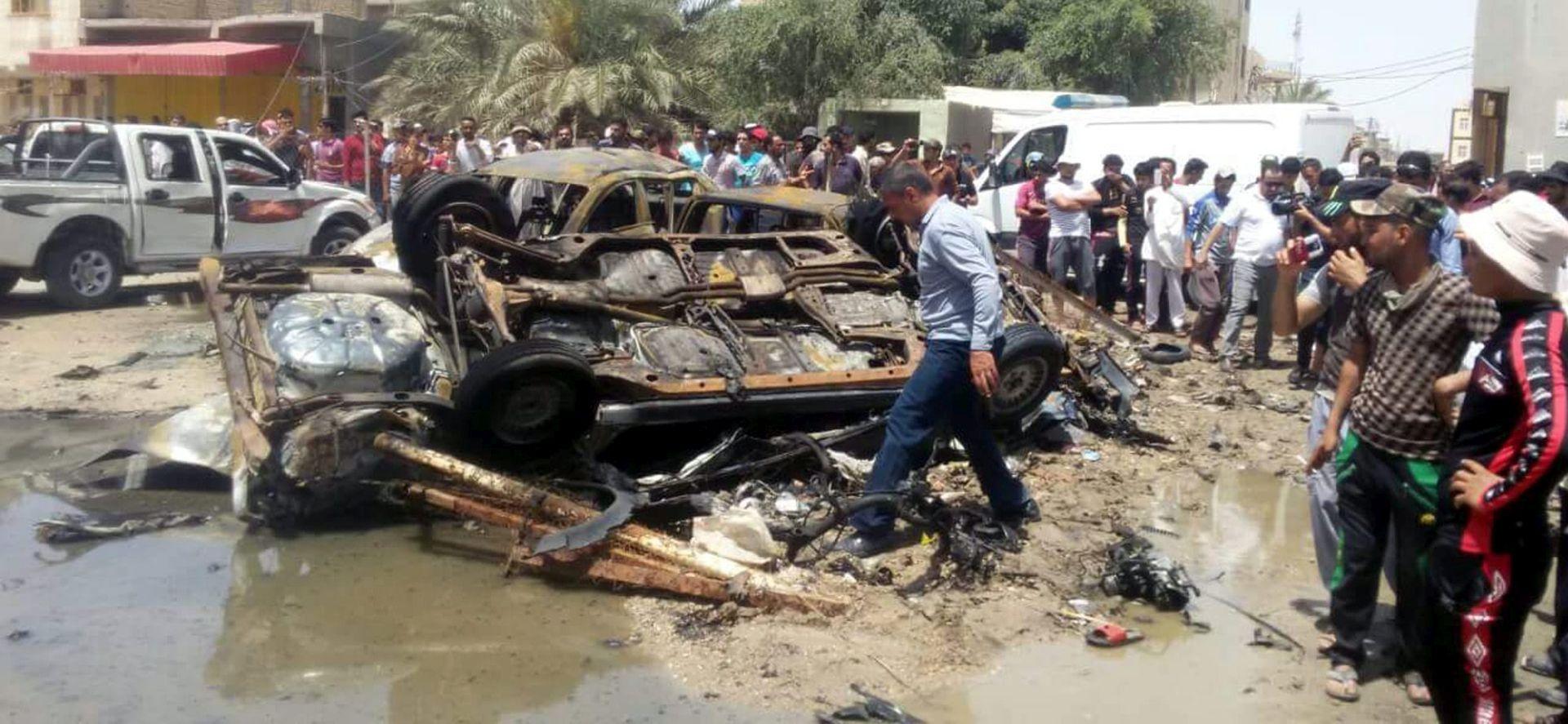NEDOVOLJNE SIGURNOSNE MJERE: U napadima na sjeveru Iraka najmanje 16 mrtvih, ranjeno 25