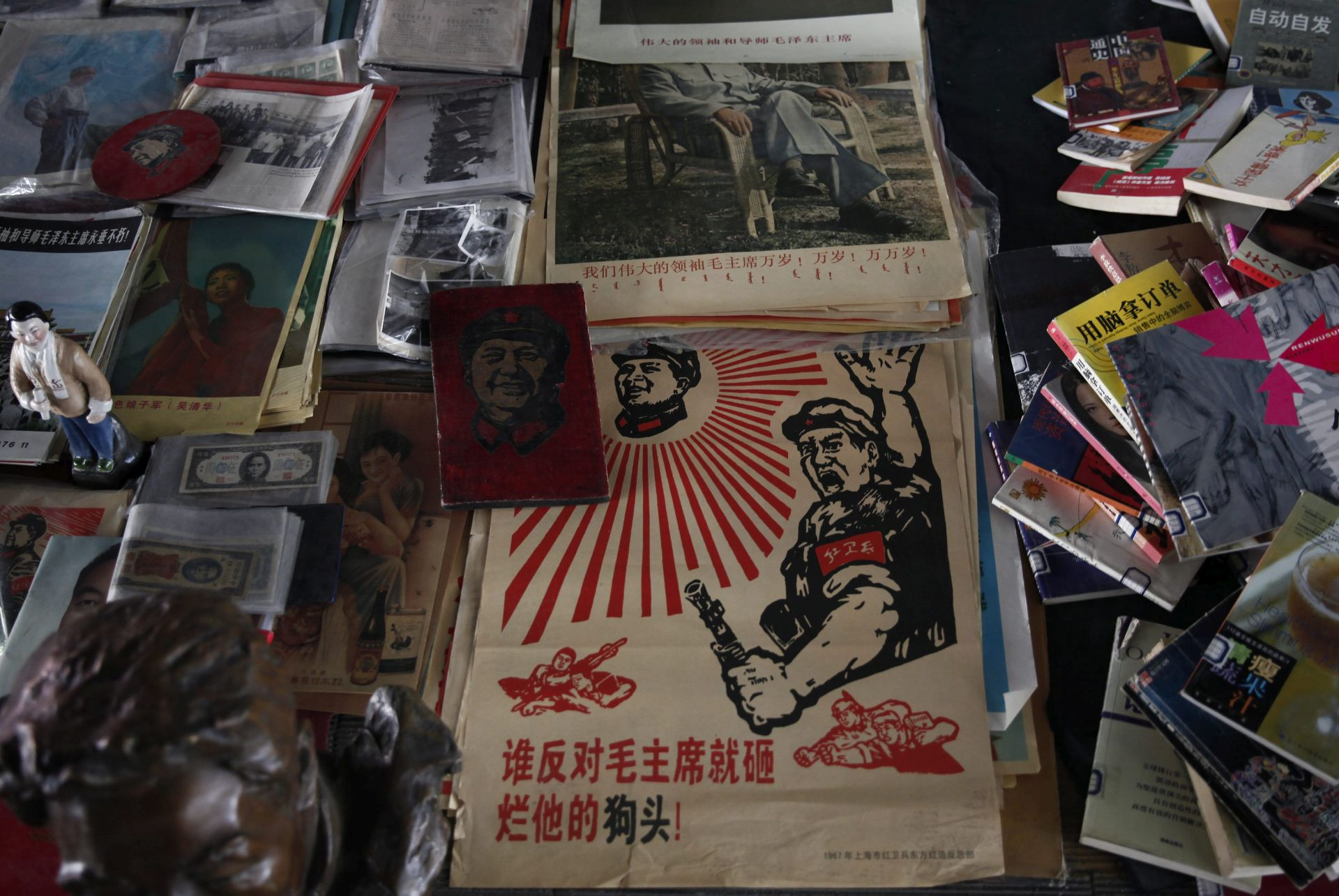 POD CENZUROM VLASTI: Kineski mediji šute o 50. obljetnici Kulturne revolucije