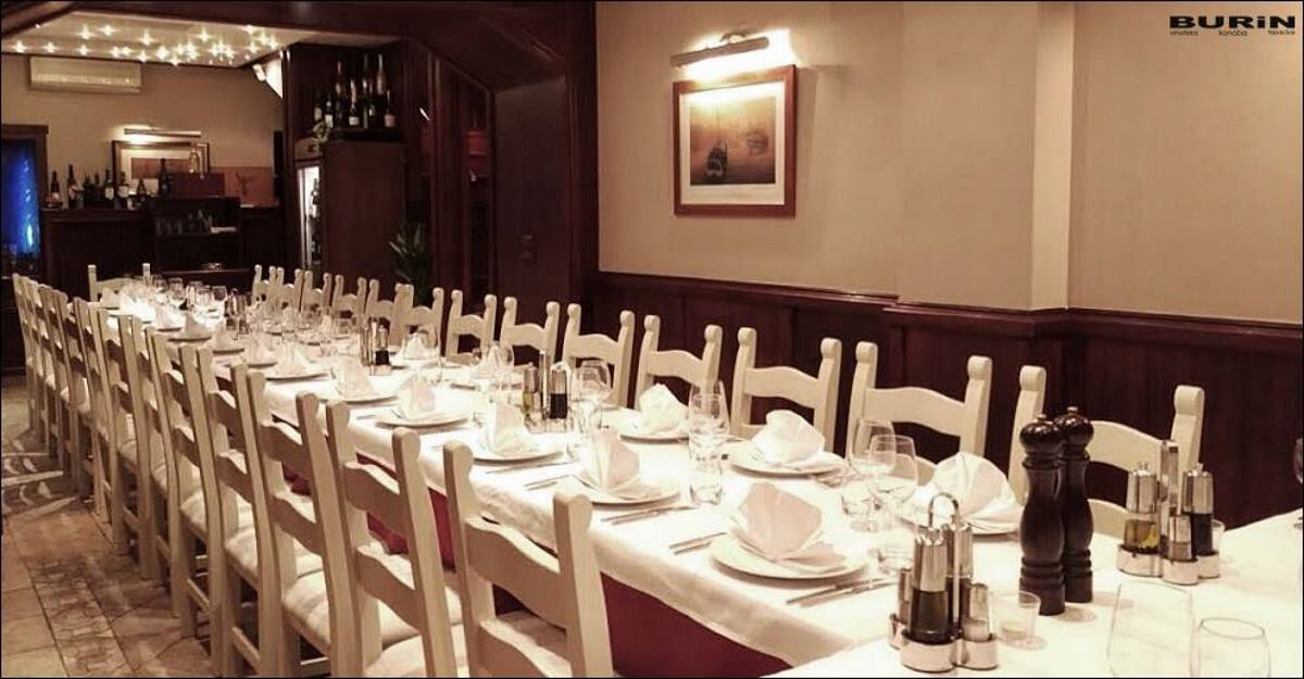 FOTO: KONOBA BURIN Zagrebački restoran s dušom, srcem i odličnom ponudom