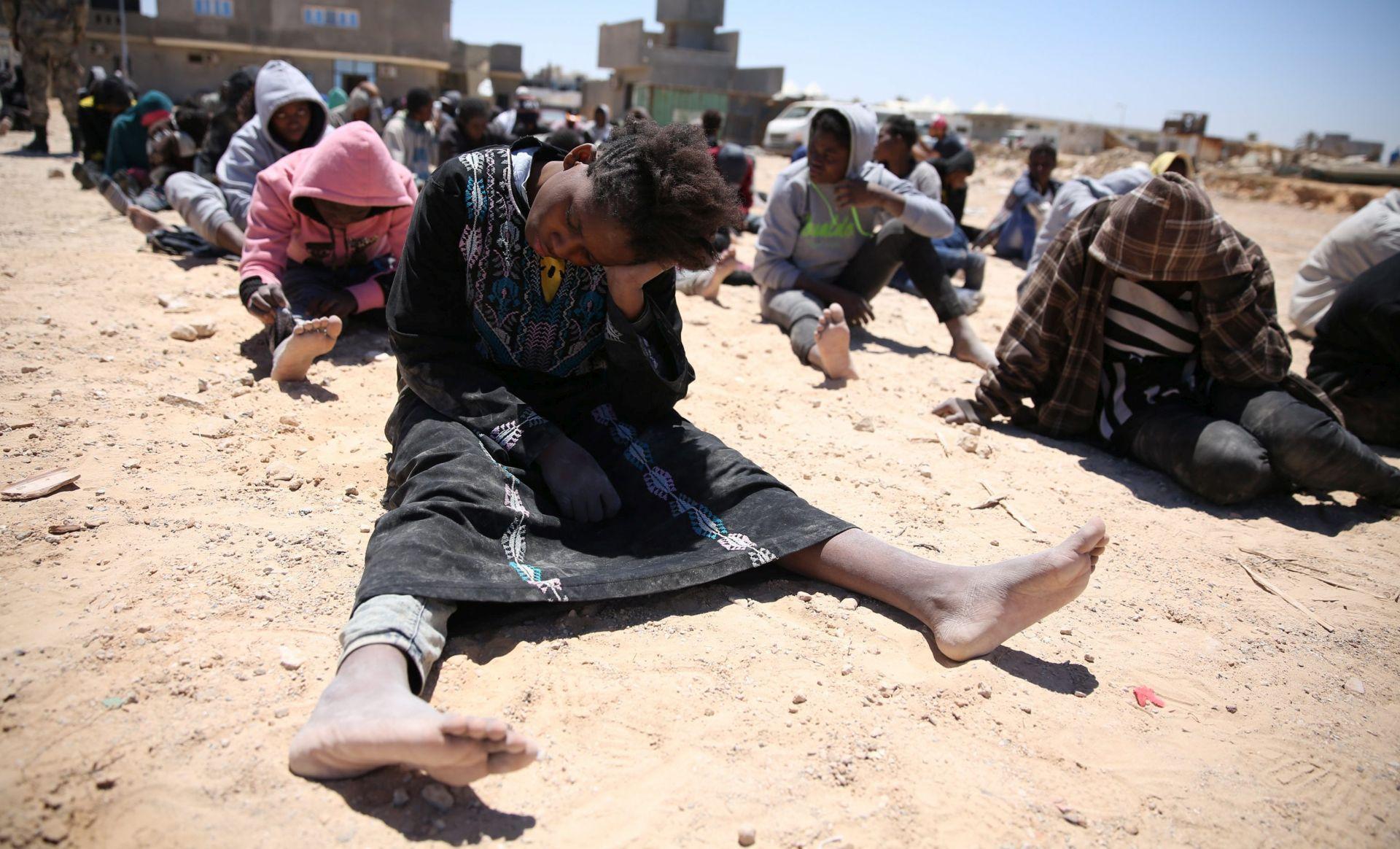 EU NUDI POMOĆ: Sedam mrtvih u brodolomu kod libijske obale