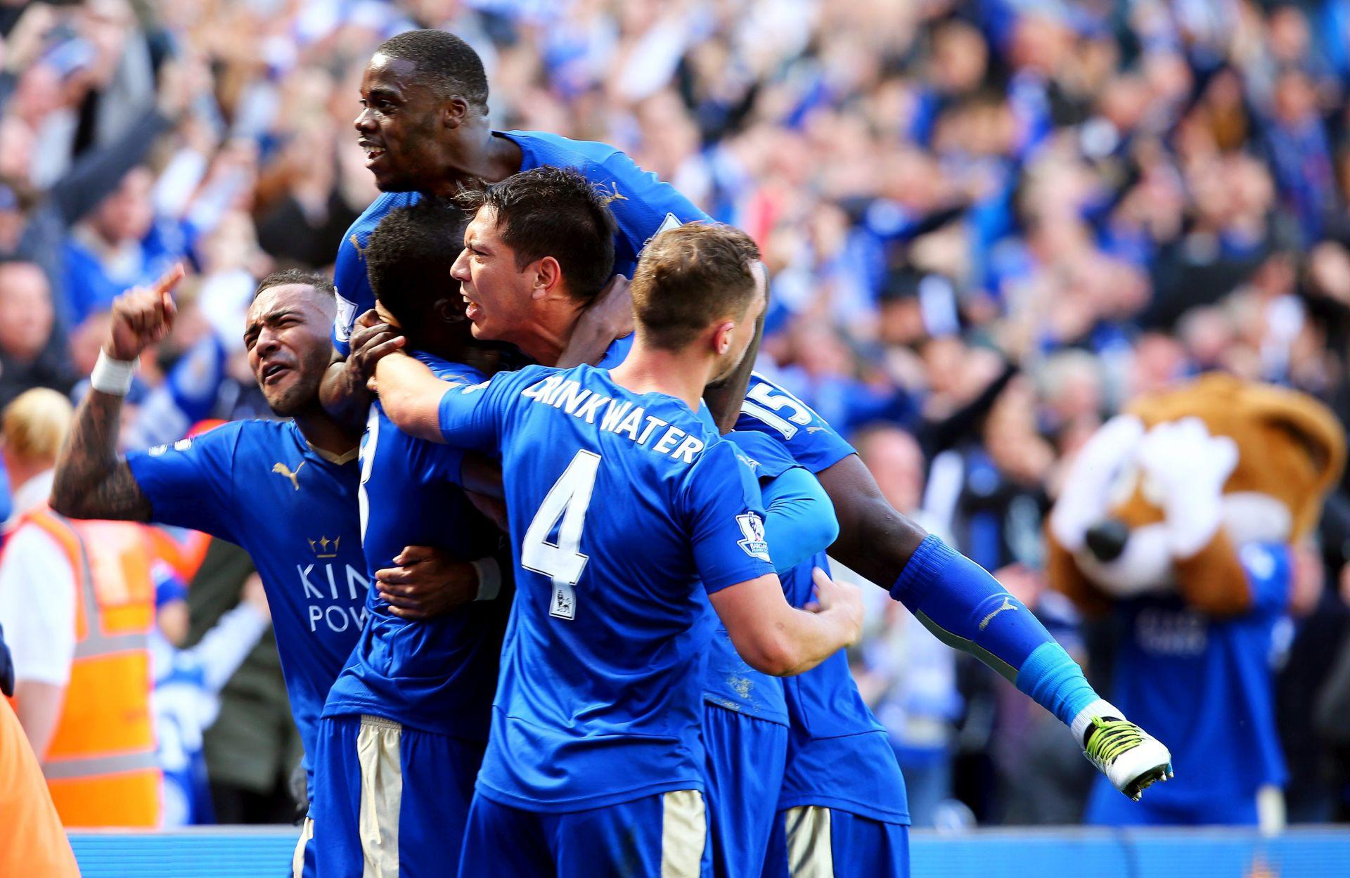 Leicester prvak Engleske nakon što je Tottenham remizirao protiv Chelseaja