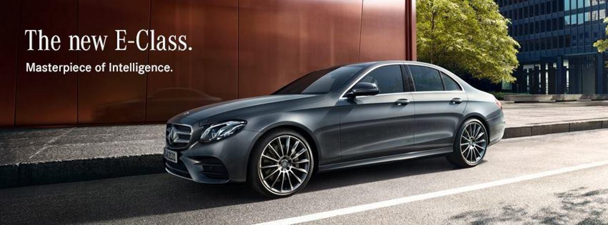VIDEO: Mercedes E-klasa EDITION 1 ostvarenje je budućnosti