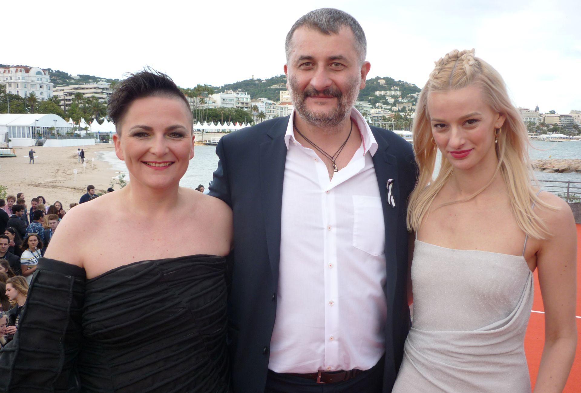 Zdrenka Gold, Cristi Puiu i Petra Kurtela