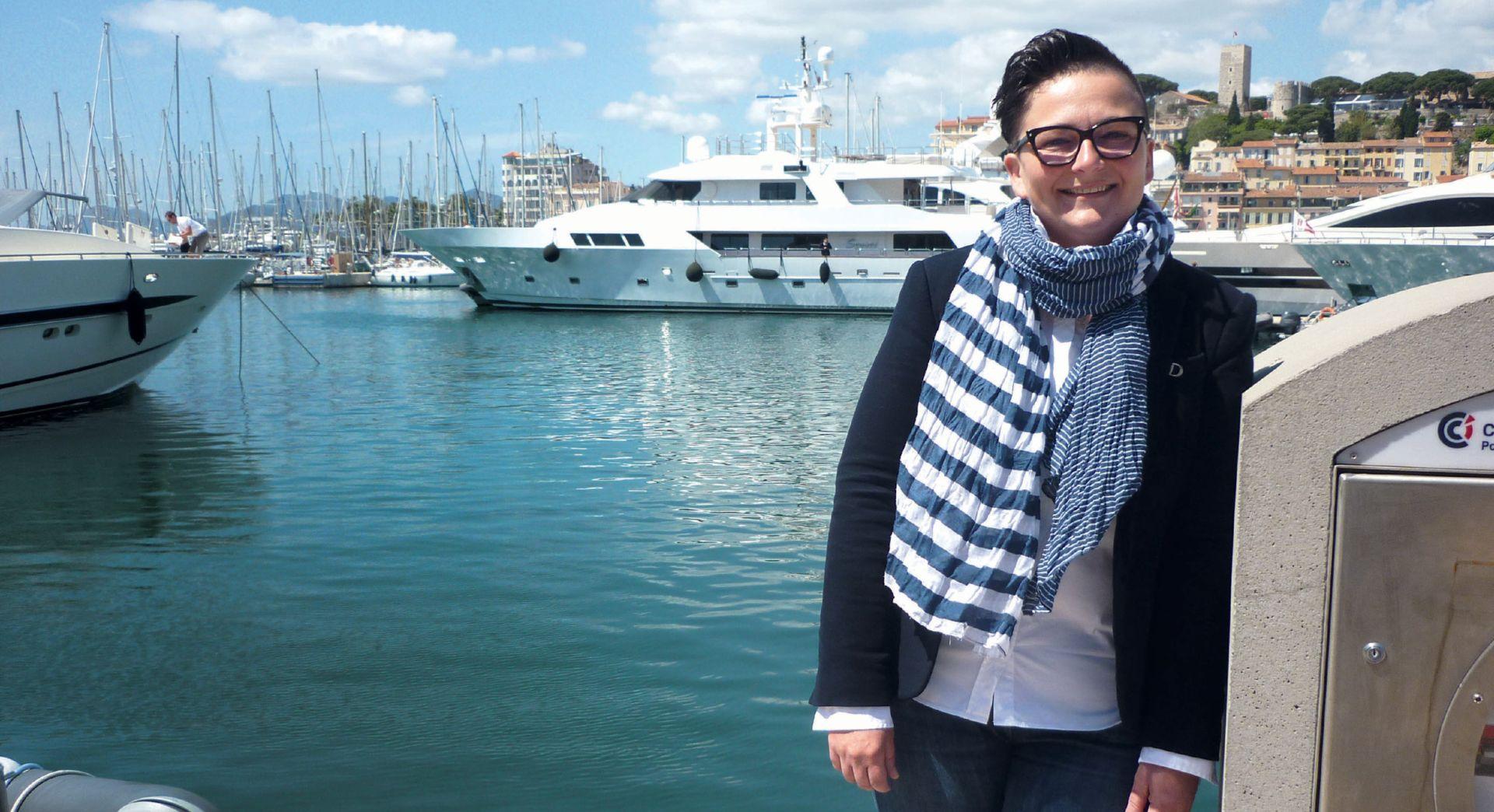 INTERVIEW: ZDENKA GOLD 'Moj uspjeh u Cannesu HAVC-u ne znači mnogo'