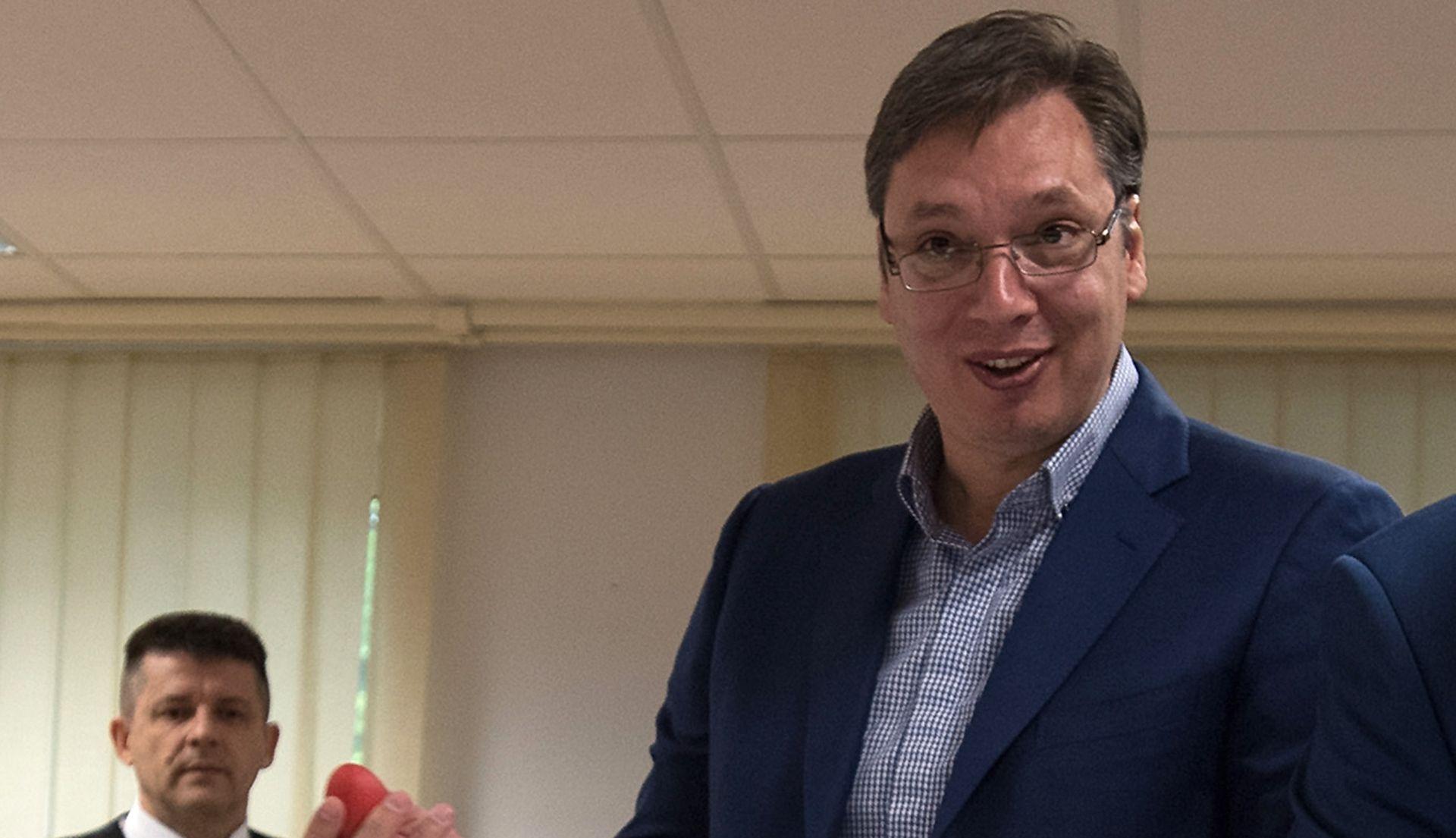 Vučić: Svježa krv u budućoj vladi, približit ćemo se prosječnom europskom standradu
