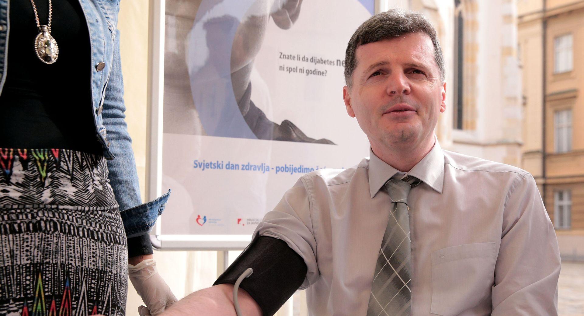 """Dario Nakić o reorganizaciji bolnica: """"Inzistirat ćemo na financijskim izvješćima svakih mjesec dana"""""""
