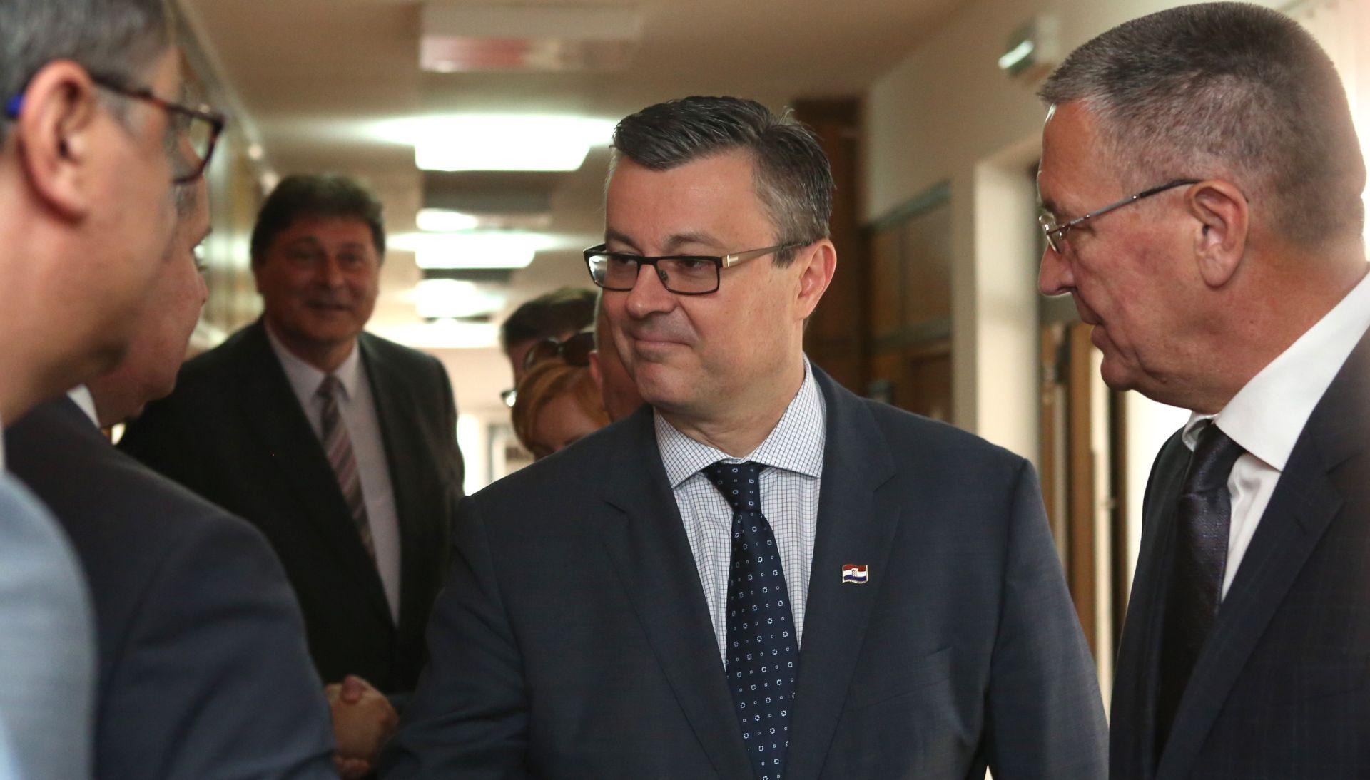 TIHOMIR OREŠKOVIĆ 'Novi ravnatelj SOA-e Markić dobro će raditi posao'