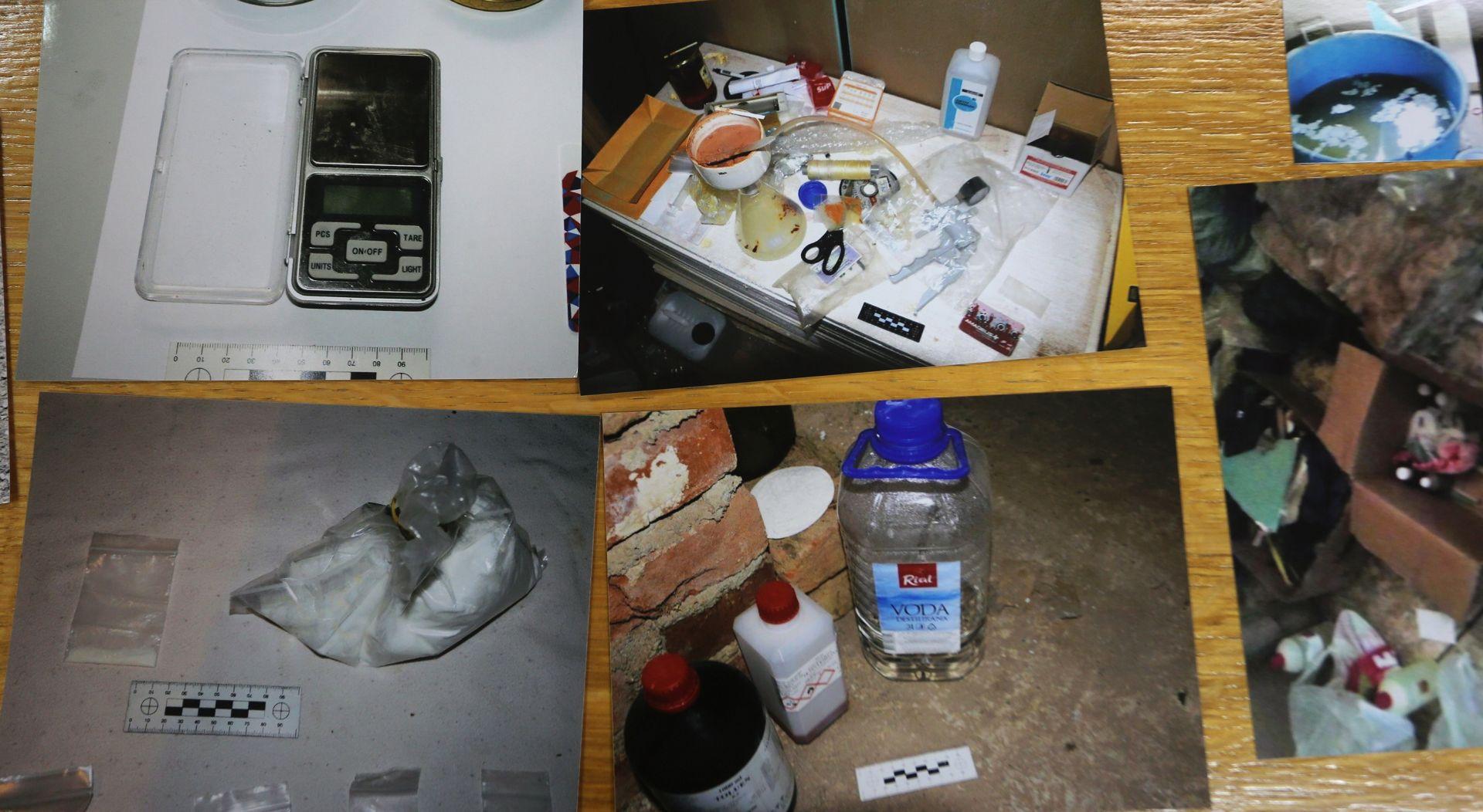 OSIJEK Zbog zlouporabe droga prijavljeno 36 osoba