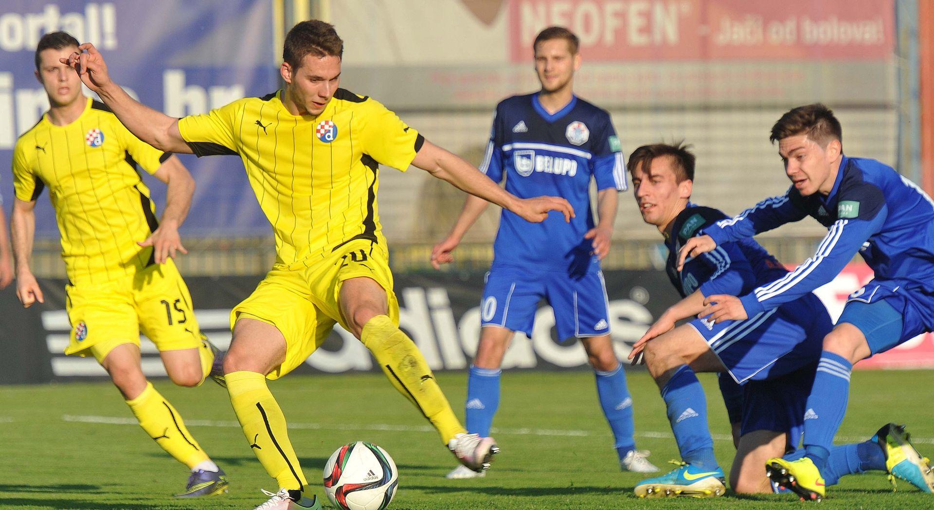 HNL Dinamo slavio protiv Slavena uoči finala Kupa