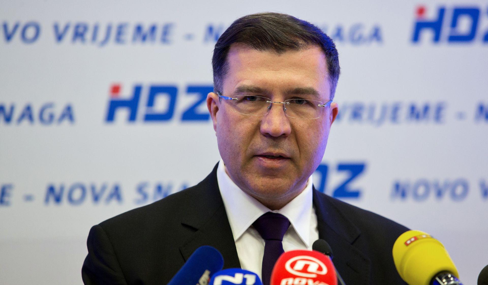 """DOMAGOJ IVAN MILOŠEVIĆ """"O premijeru ćemo razgovarati, potreban je respekt prema broju naših mandata"""""""