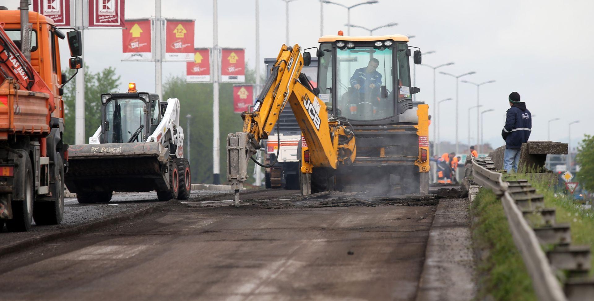 HAK Usporeno na A4 zbog prometne nesreće, zbog radova zatvorena A7