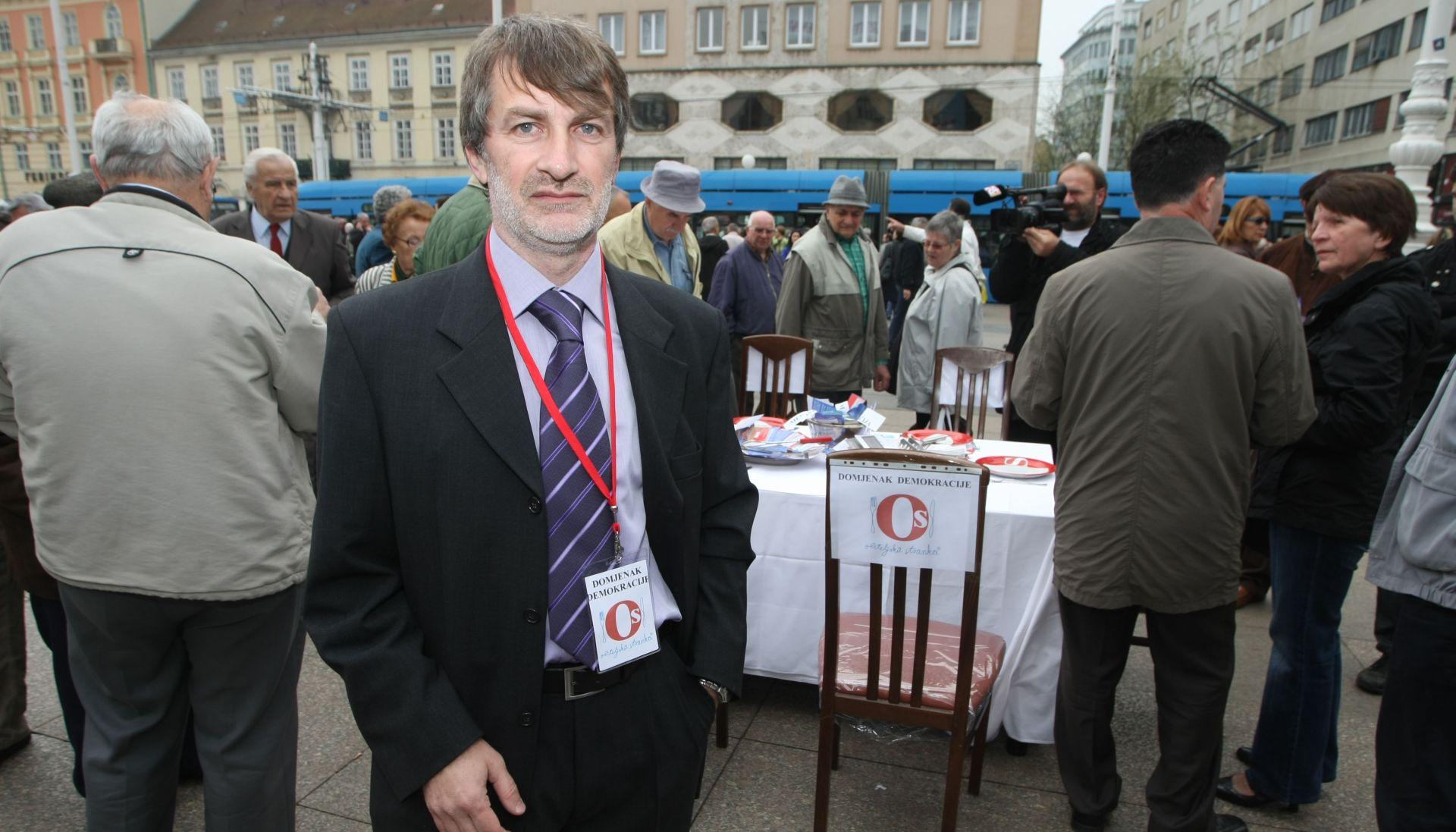 URUŠAVANJE MOSTA? Posebni savjetnik Petrova Ivica Relković podnio ostavku