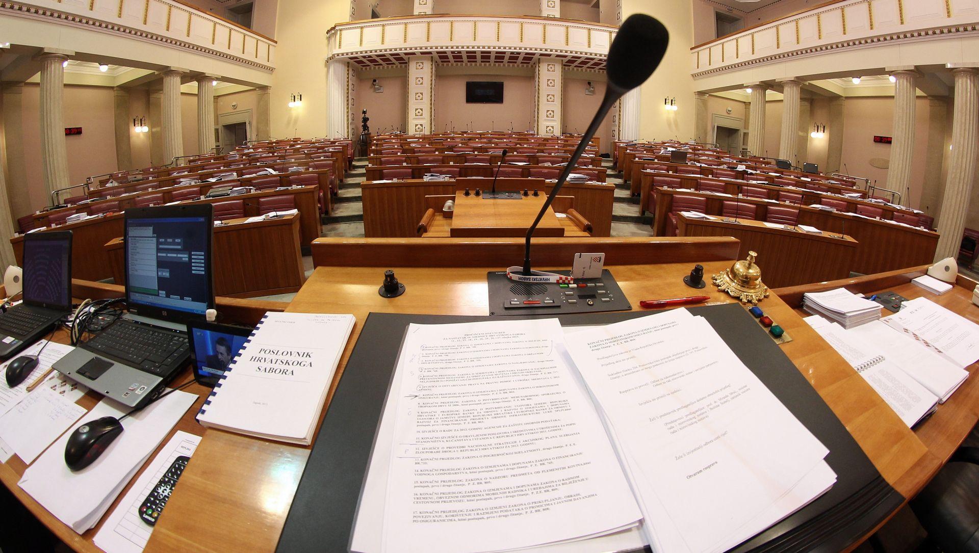 Predsjednica Republike sazvala prvu sjednicu 9. saziva Sabora za 14. listopada