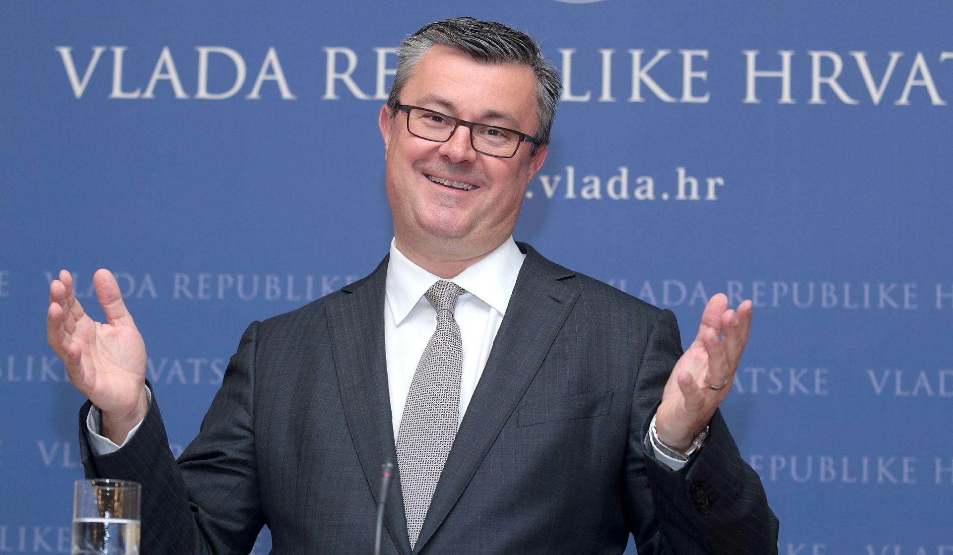 """OREŠKOVIĆ ODRŽAO KONFERENCIJU """"Vjerujem da Karamarko nije napravio ništa protiv interesa RH"""""""