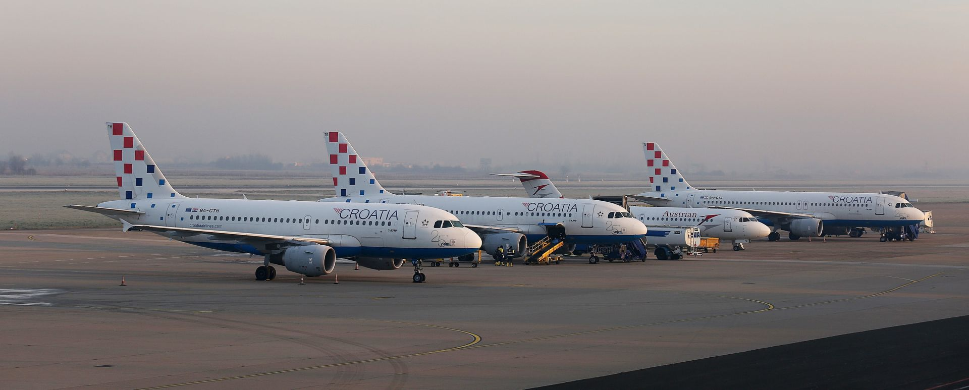 Croatia Airlines uvodi izravne letove za Lisabon, Milano, Prag i Sankt Peterburg