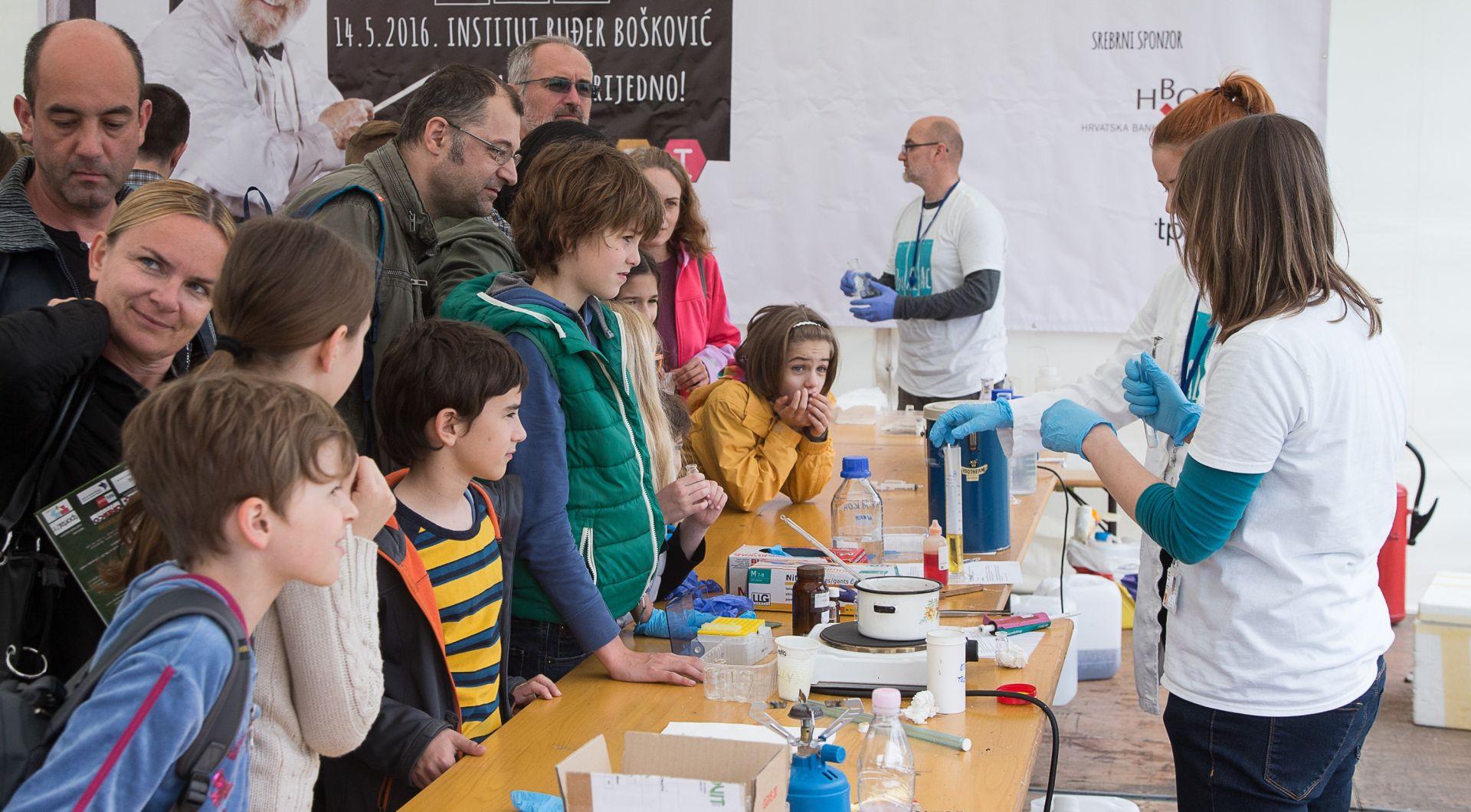 Više od 3500 posjetitelja na otvorenom danu 'Ruđera'