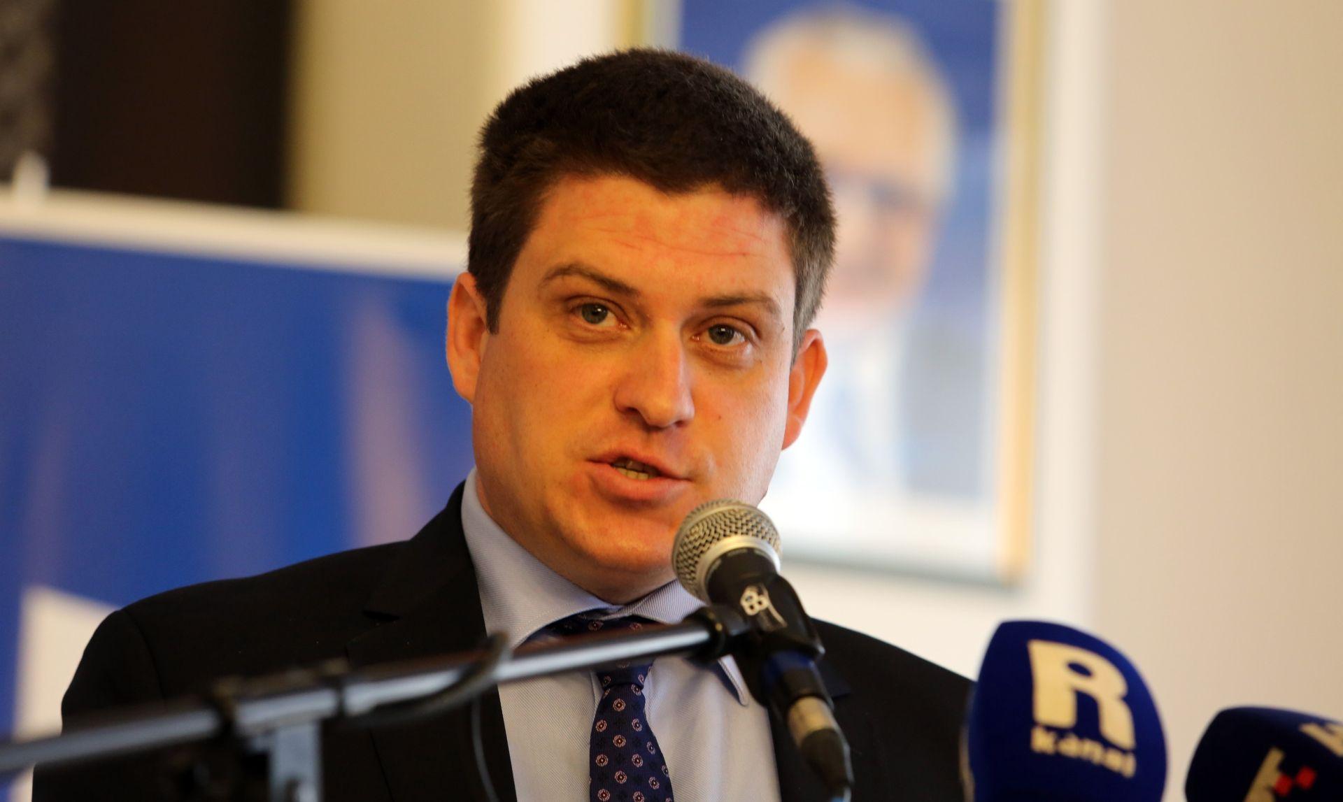 Butković: HDZ je jedina alternativa Obersnelu i Komadini