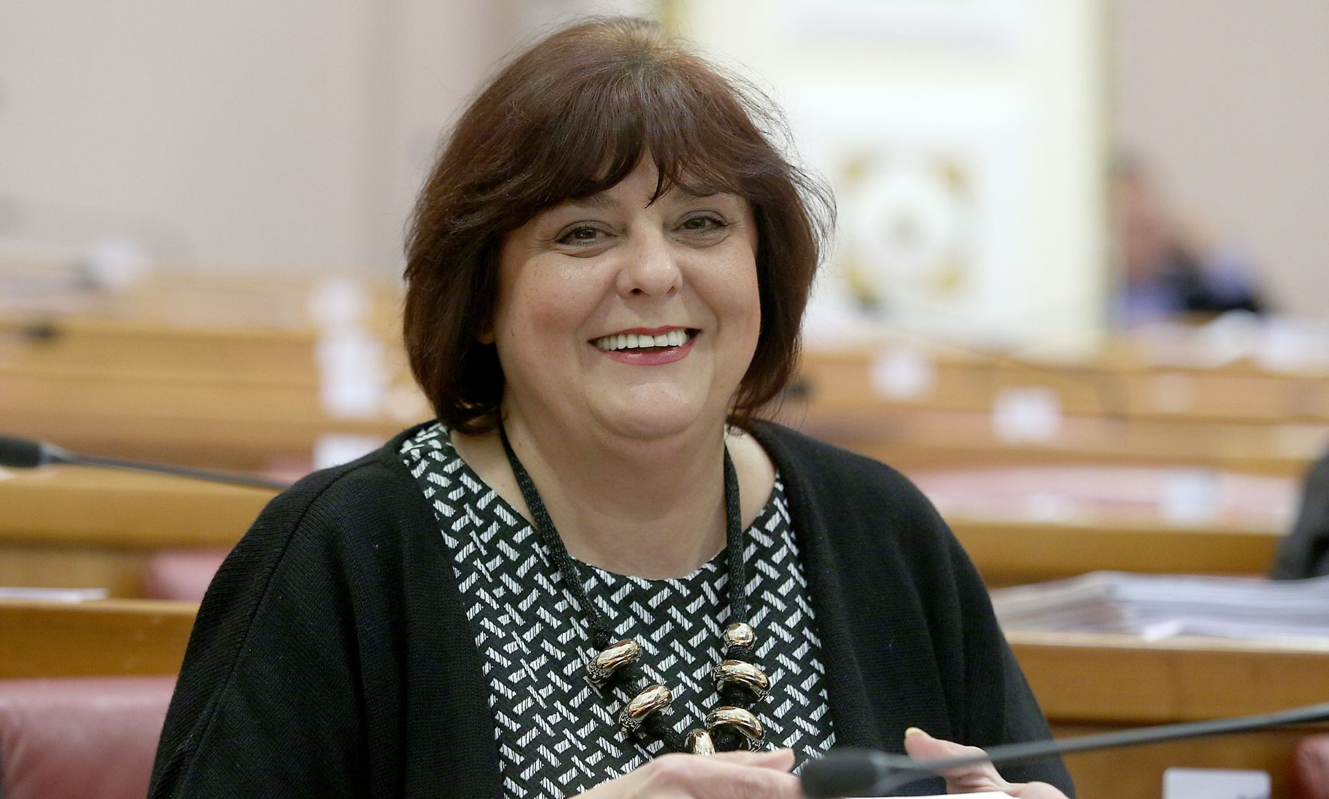 Turina Đurić (HNS): Neka predsjednica lupi šakom o stol i HDZ-u kaže dosta
