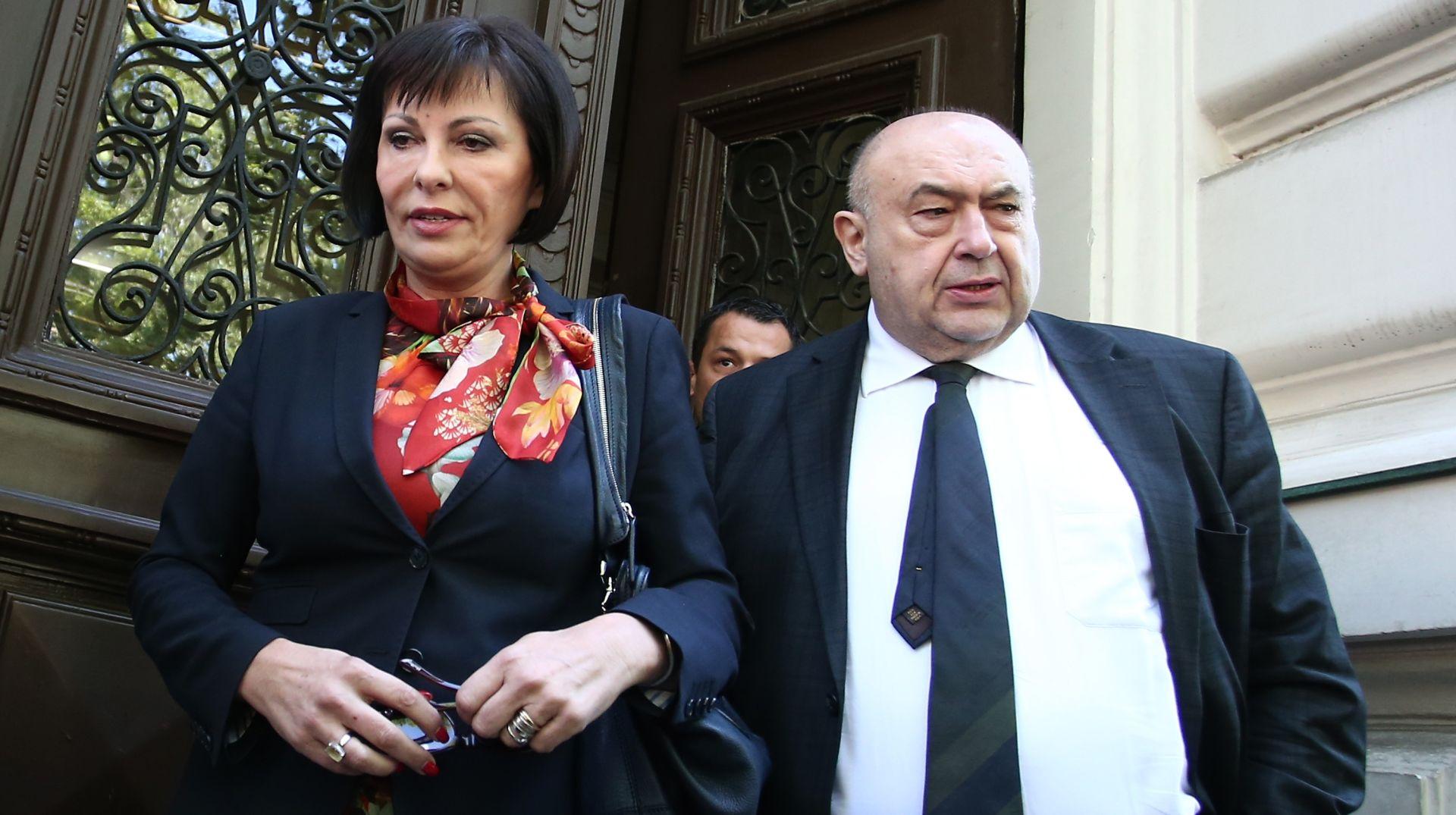 Odgođeno suđenje Lovrić Merzel zbog ponovno odbijene nagodbe sa Žužićem