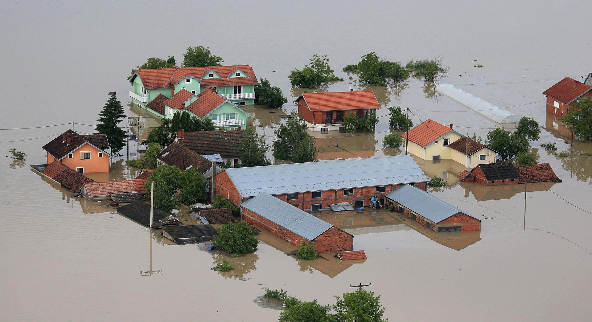 DRUGA OBLJETNICA KATASTROFE U županjskoj Posavini obnovljeno dvije tisuće kuća stradalih u poplavi
